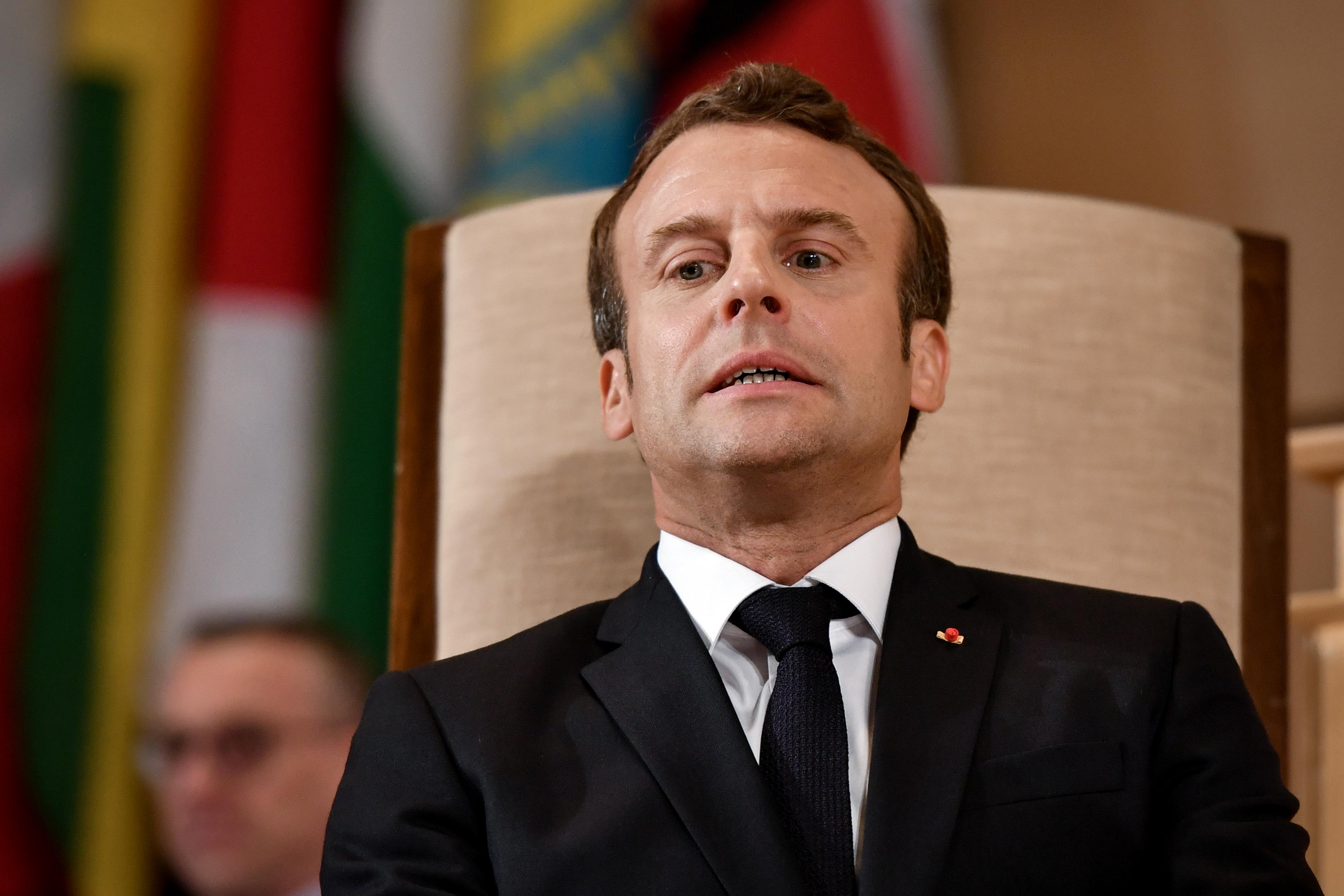 Macron: Eddig nem sikerült bizonyítanunk, hogy a műszaki fejlődés társadalmi haladással jár