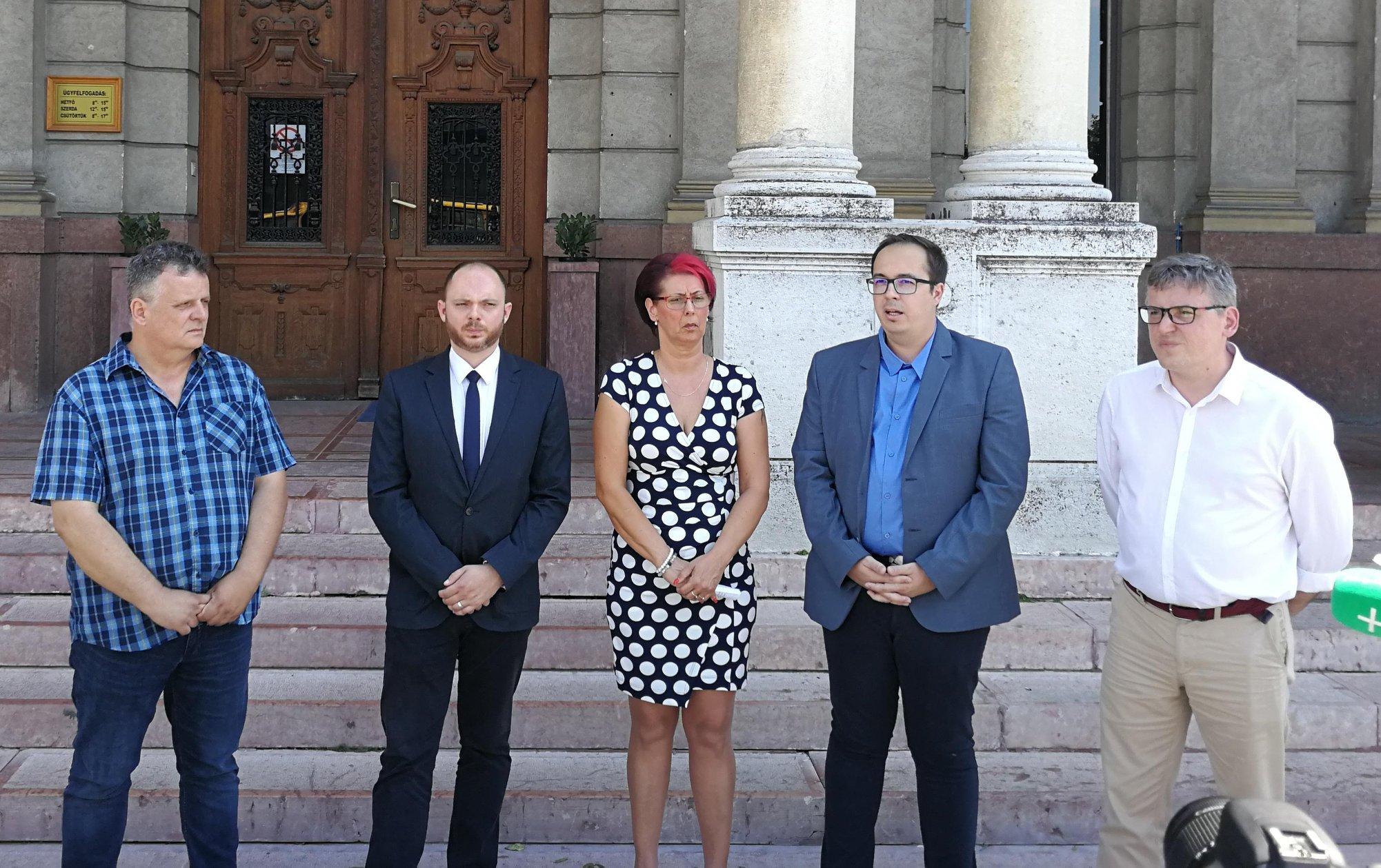 Győrben is közös polgármesterjelöltet indít az ellenzék