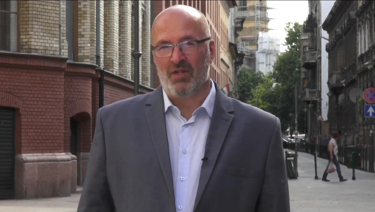 Pikó András lesz az ellenzék közös jelöltje a VIII. kerületben