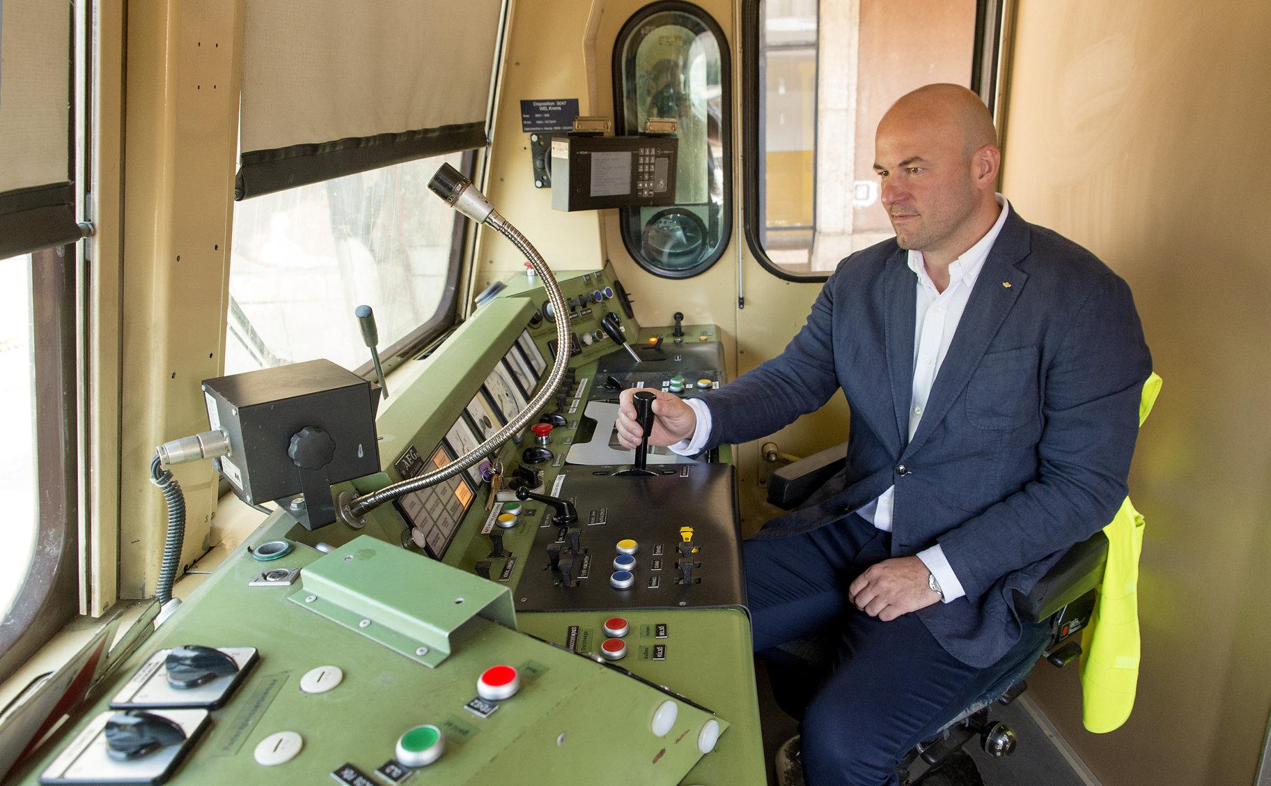 A MÁV vezetője is jogosnak tartja a vasutat ért kritikákat