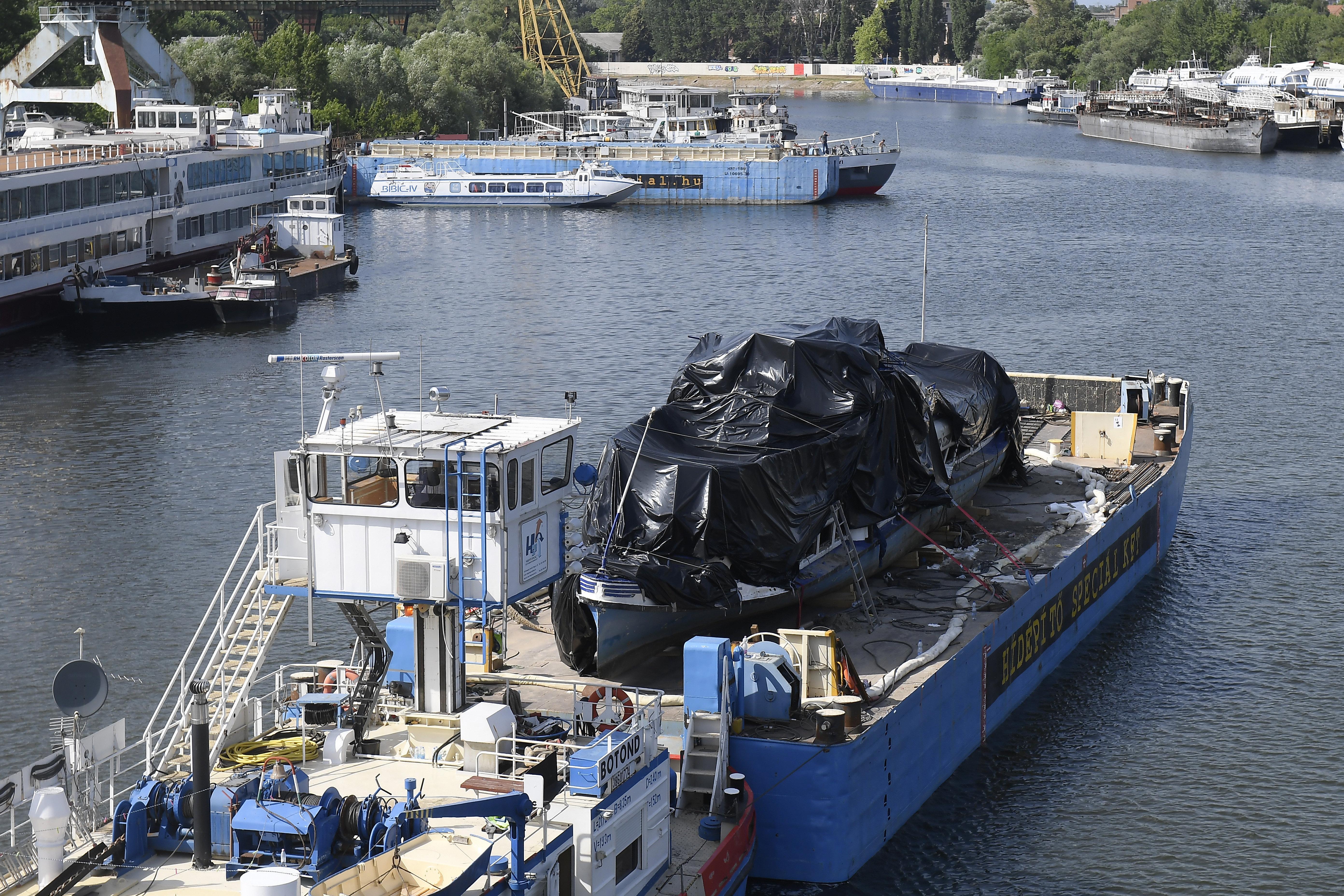 Egy újabb szállodahajó személyzetének felelősségét  vizsgálják a Hableány balesetével kapcsolatban