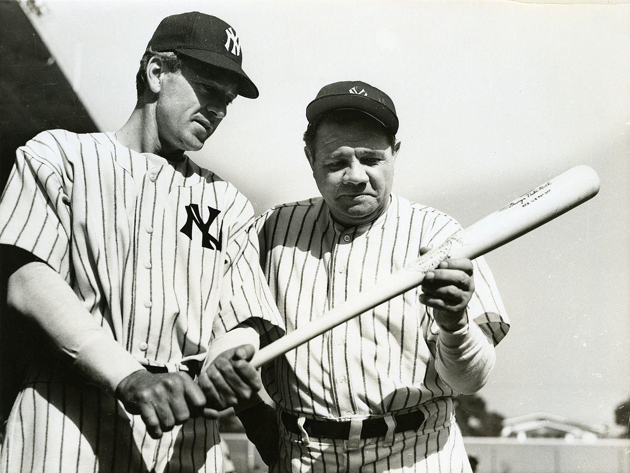 Babe Ruth egykori meze a világ legdrágább sportrelikviája