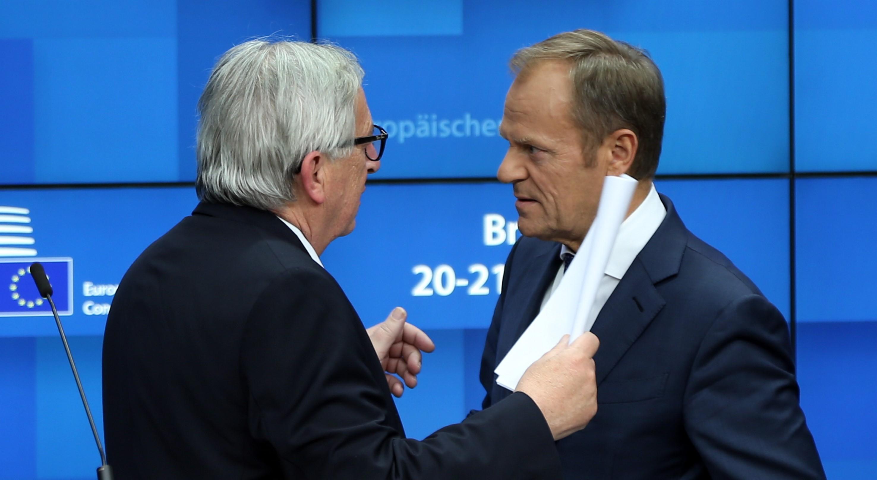 Nem tudtak új bizottsági elnököt választani az uniós vezetők