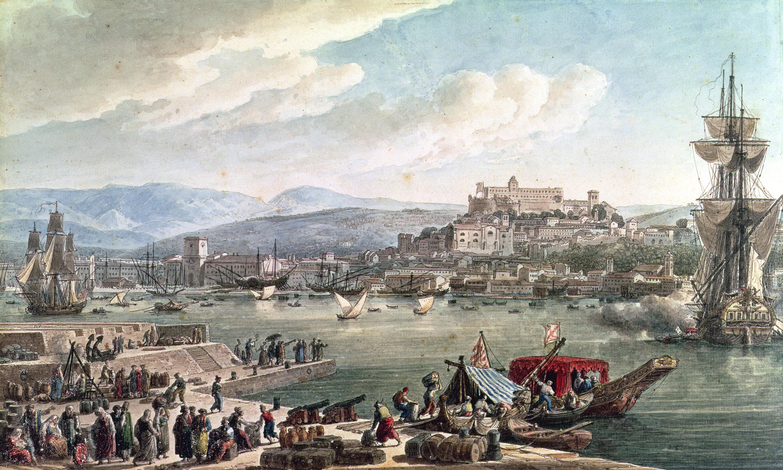 Kikötőt létesít a magyar állam Triesztben