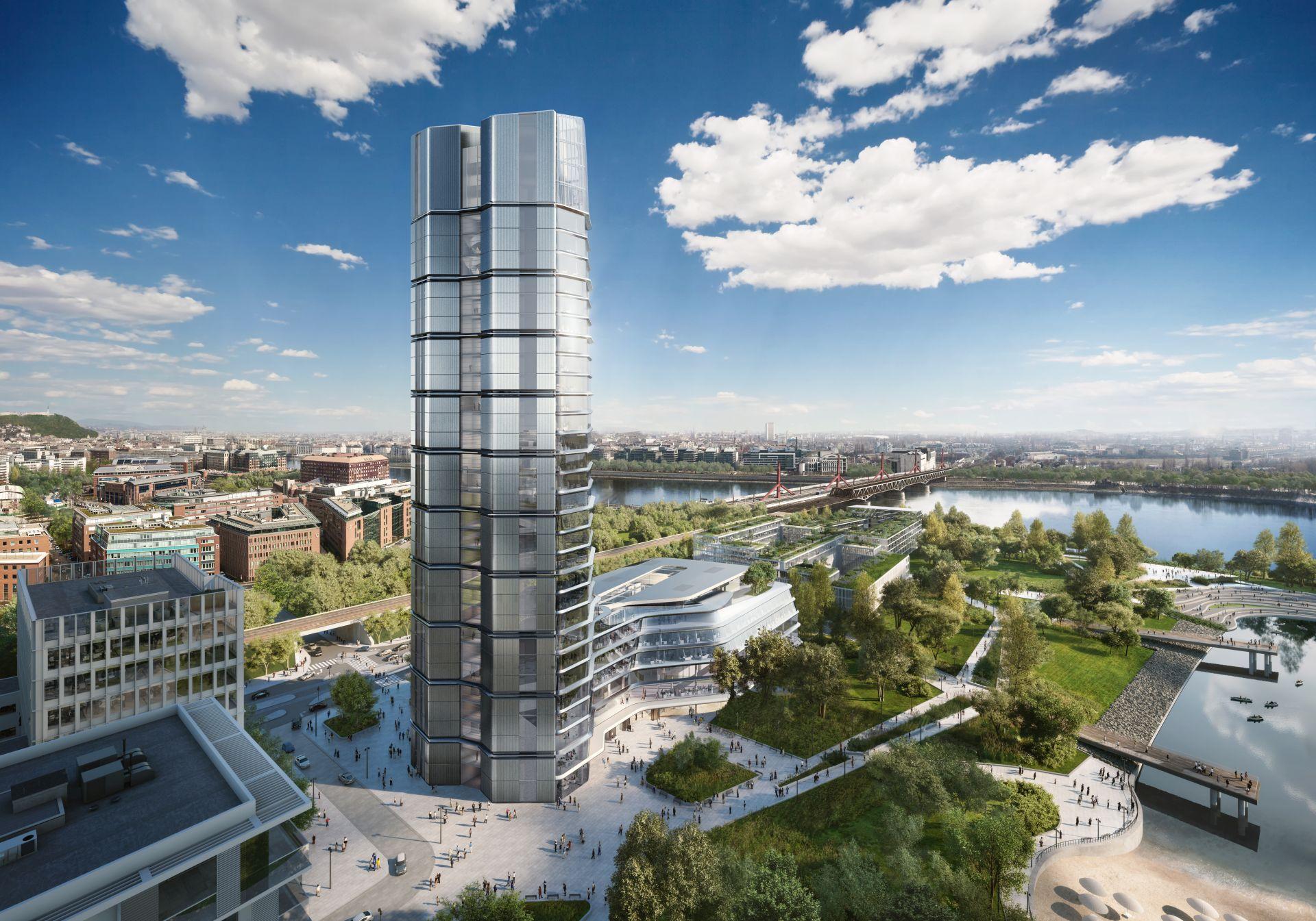 Az Unesco szerint rémületes a Mol felhőkarcolójának terve