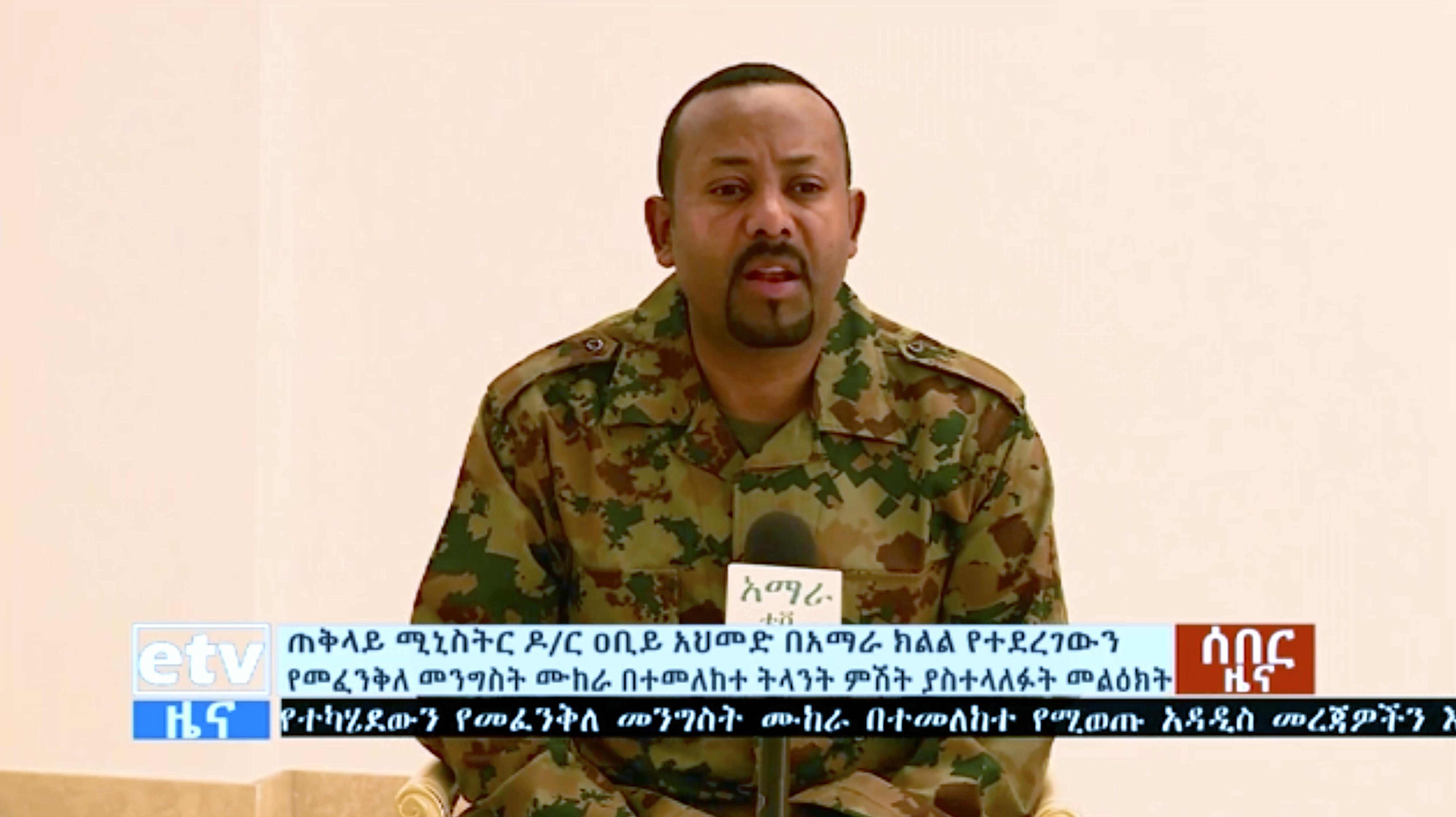 Sikerült megakadályozni a puccsot Etiópiában