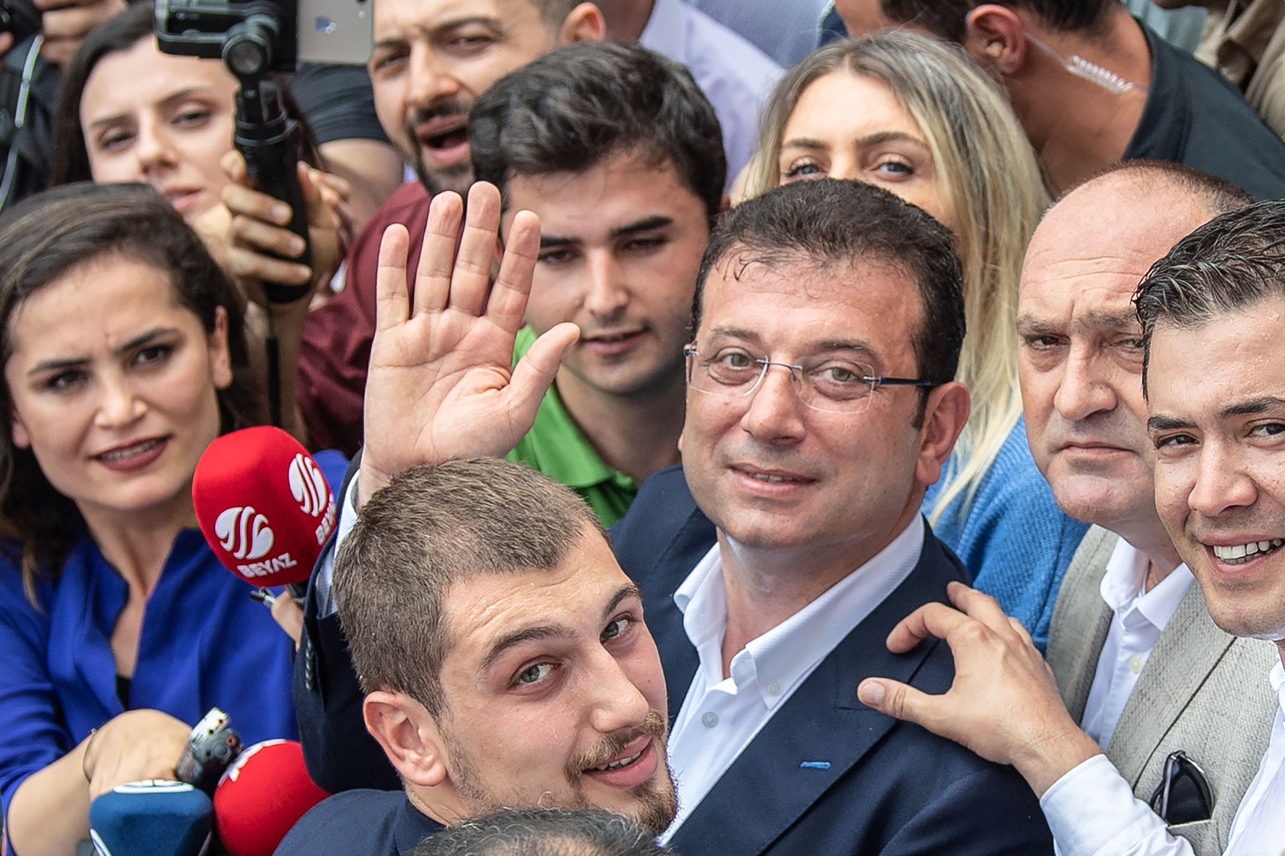 A megismételt választást is megnyerte az ellenzéki jelölt Isztambulban