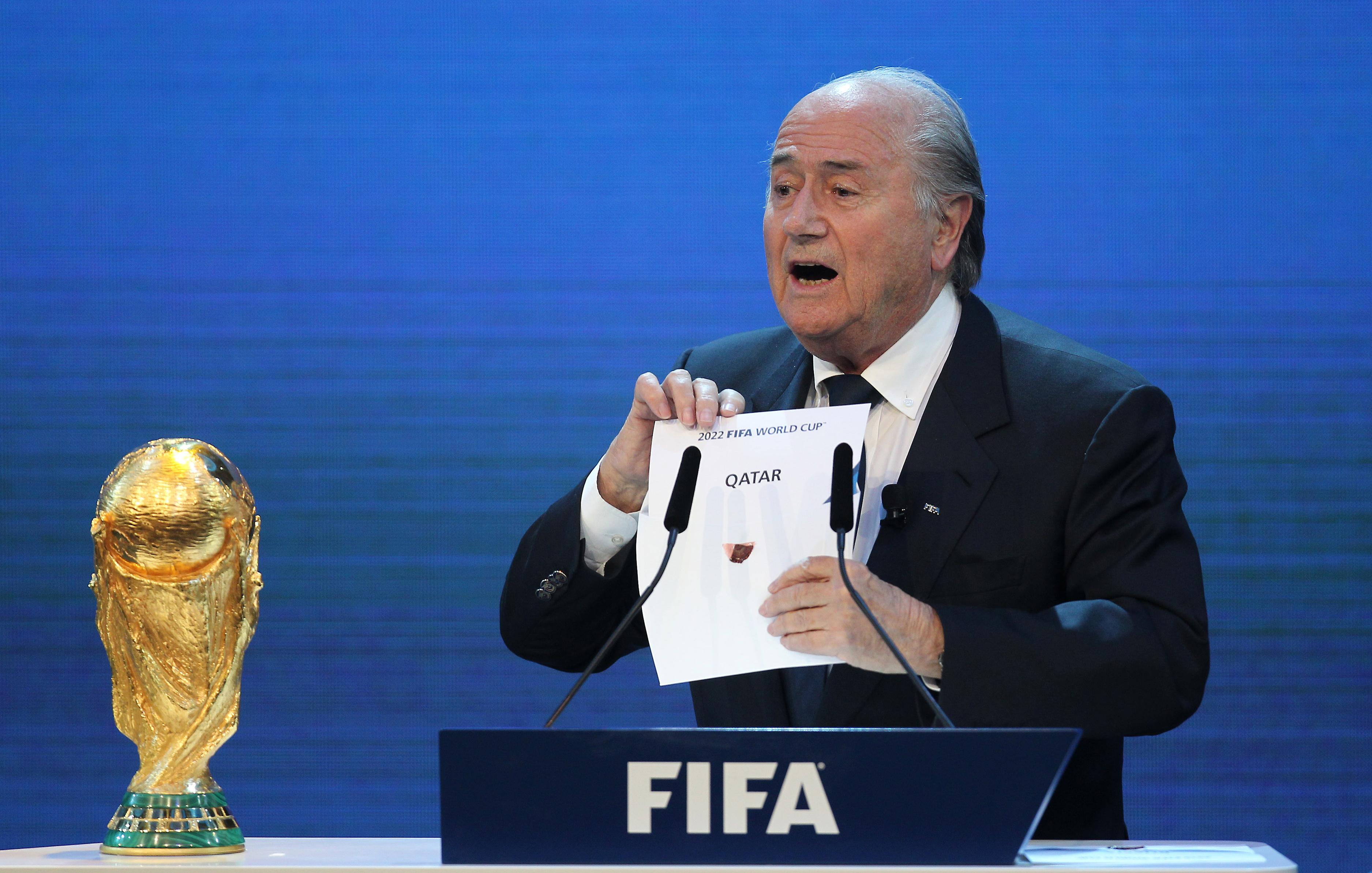 Csak három év múlva rendezik meg, de már most a futballtörténet egyik legmocskosabb világbajnoksága