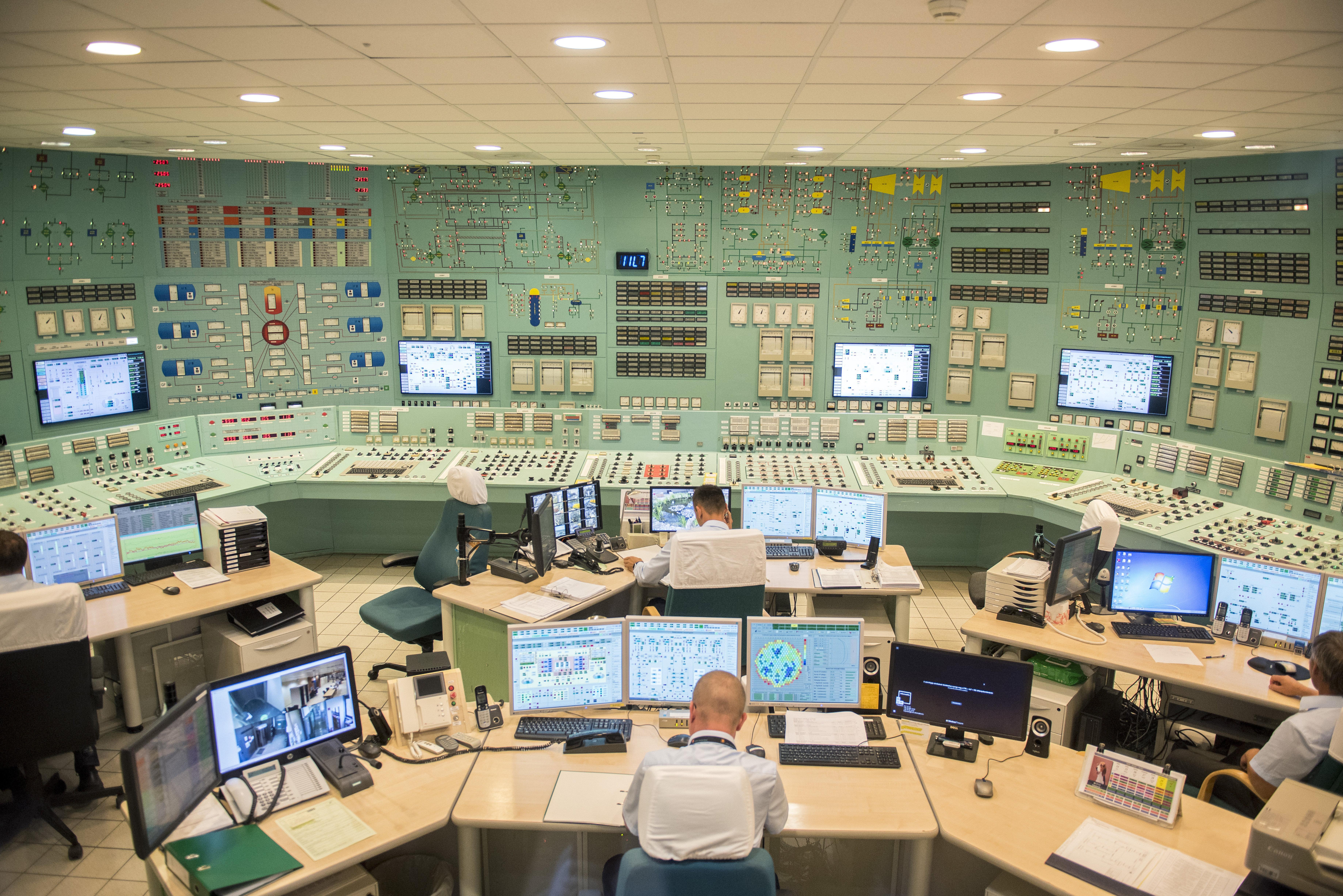 Leállt a Paksi Atomerőmű 4-es blokkja