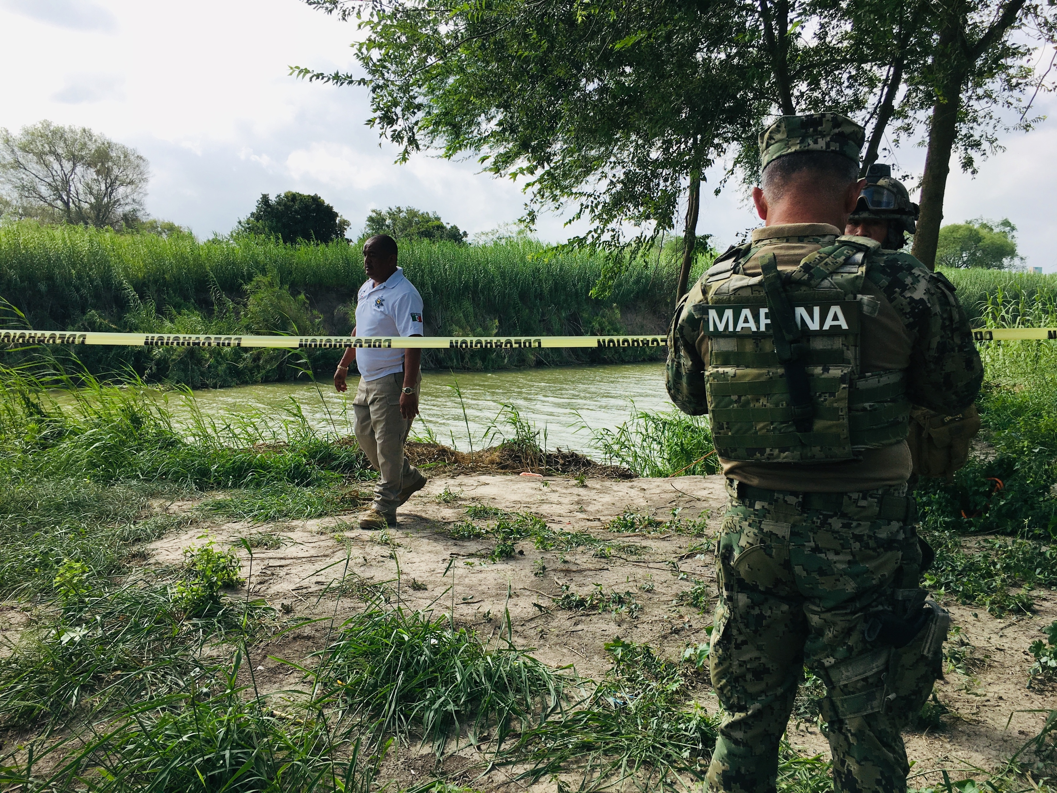 Folyóba fulladt apáról és lányáról készült fotó mutatja meg, milyen tragédiák történnek az amerikai-mexikói határon