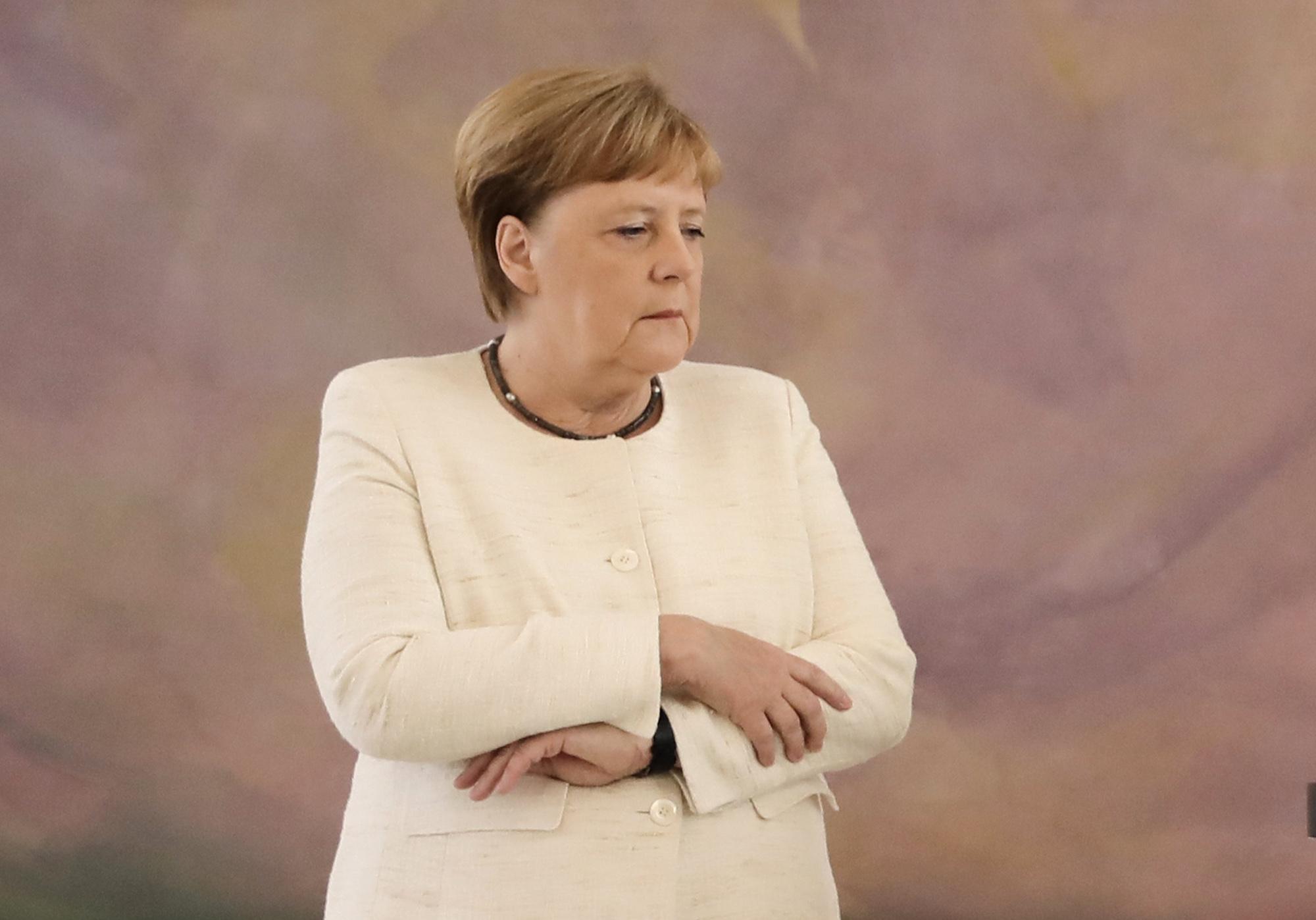 Hétfőn érkezik Sopronba Angela Merkel, lezárások lesznek városszerte