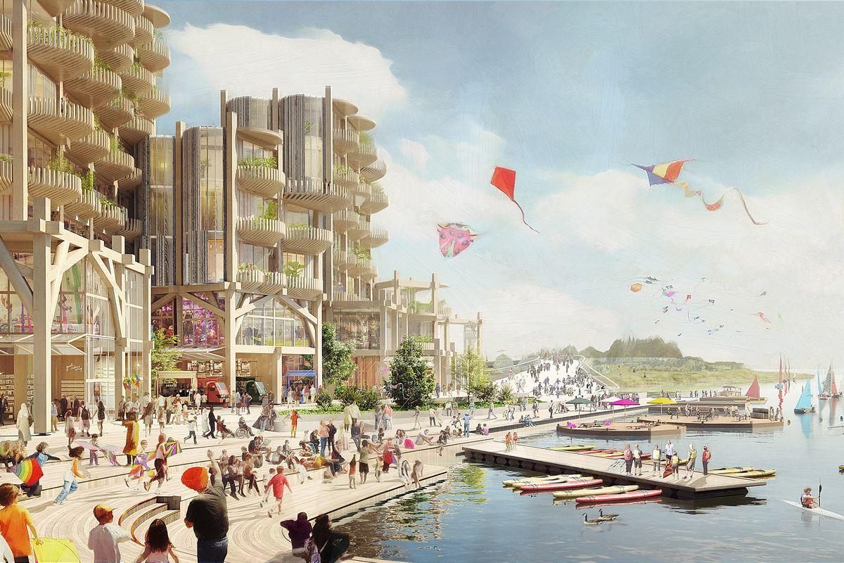 A helyiek minden mozdulatát követné a Google Torontóba megálmodott okosvárosa