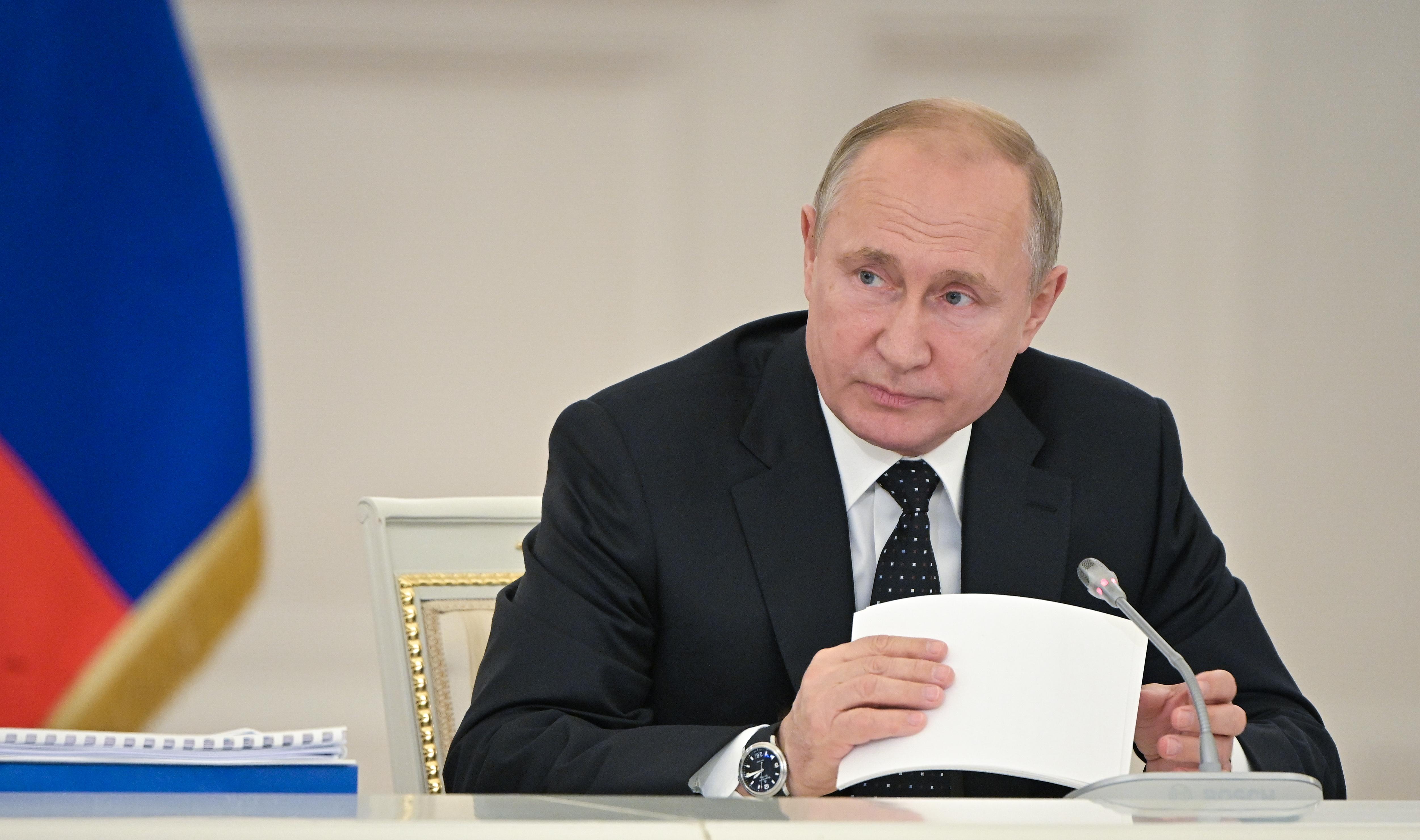 Putyin szerint a liberalizmus elavulttá vált