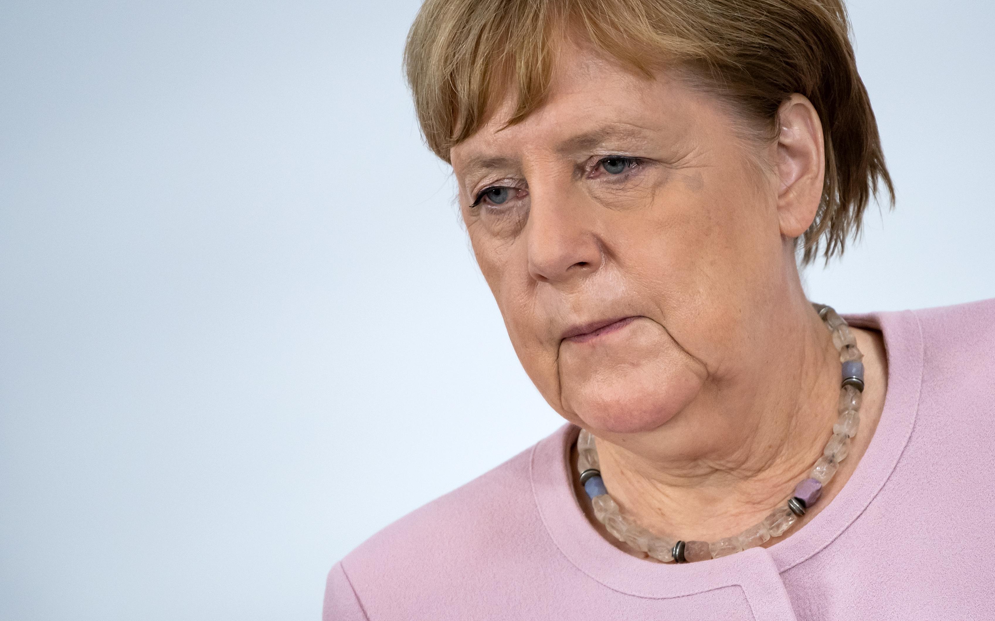 Merkel: Köszönöm, jól vagyok!