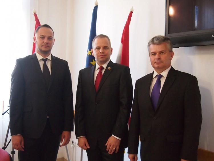 Jeszenszki András lett az ellenzék közös polgármester-jelöltje Nyíregyházán