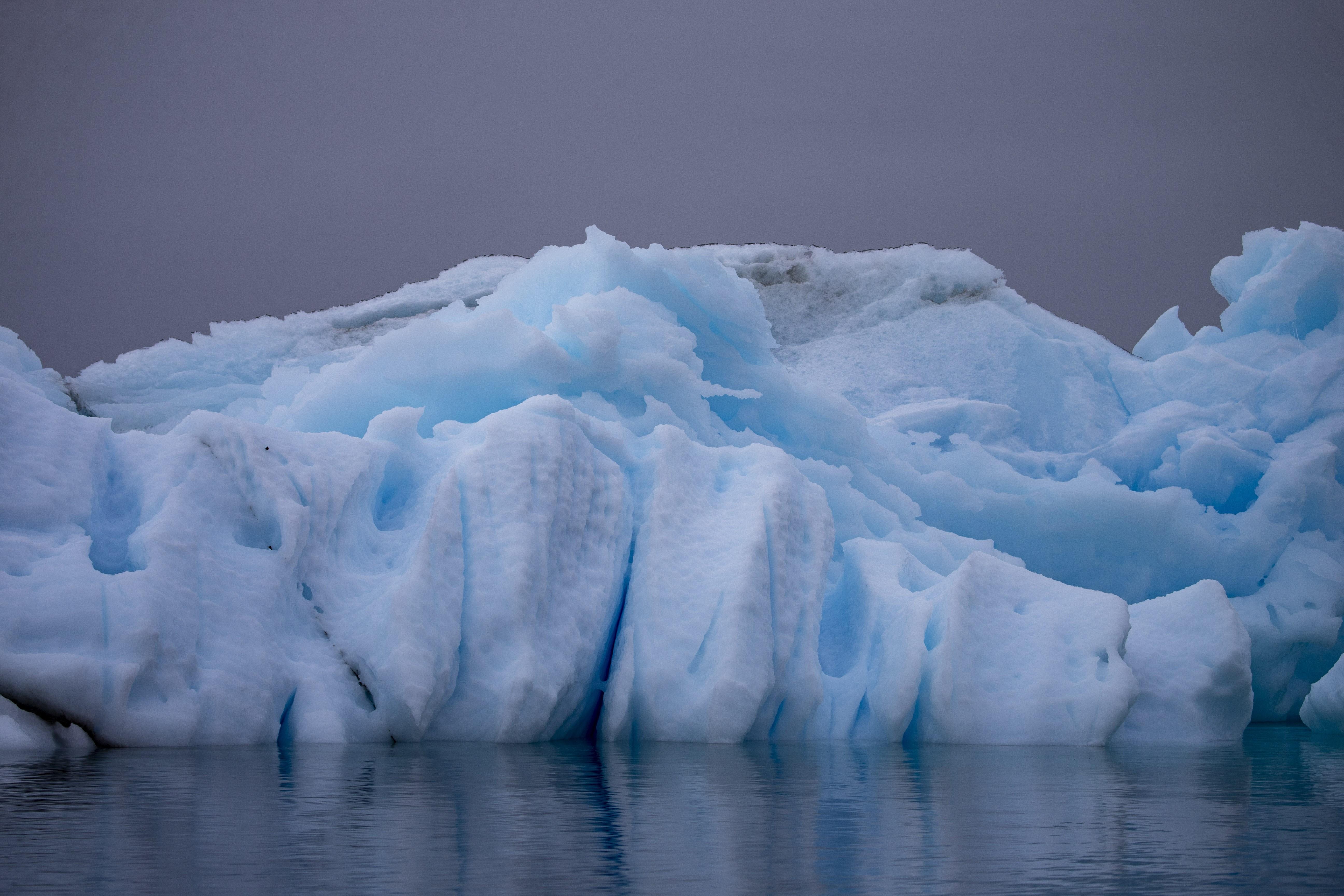 Az utóbbi 4 évben annyit csökkent a déli jégtakaró, amennyit 34 év alatt az északi