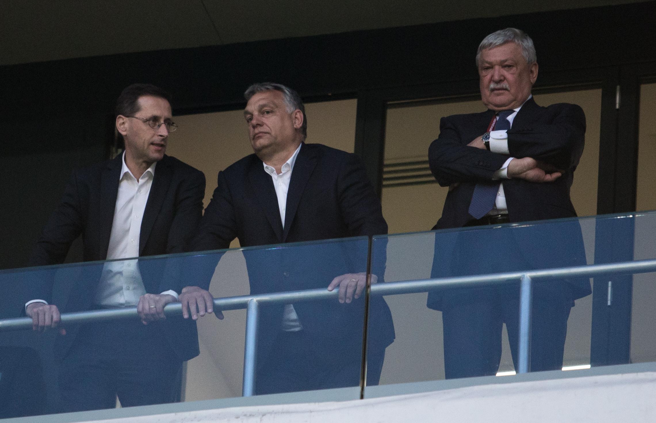 Új stadiont ígért Pécsnek Orbán