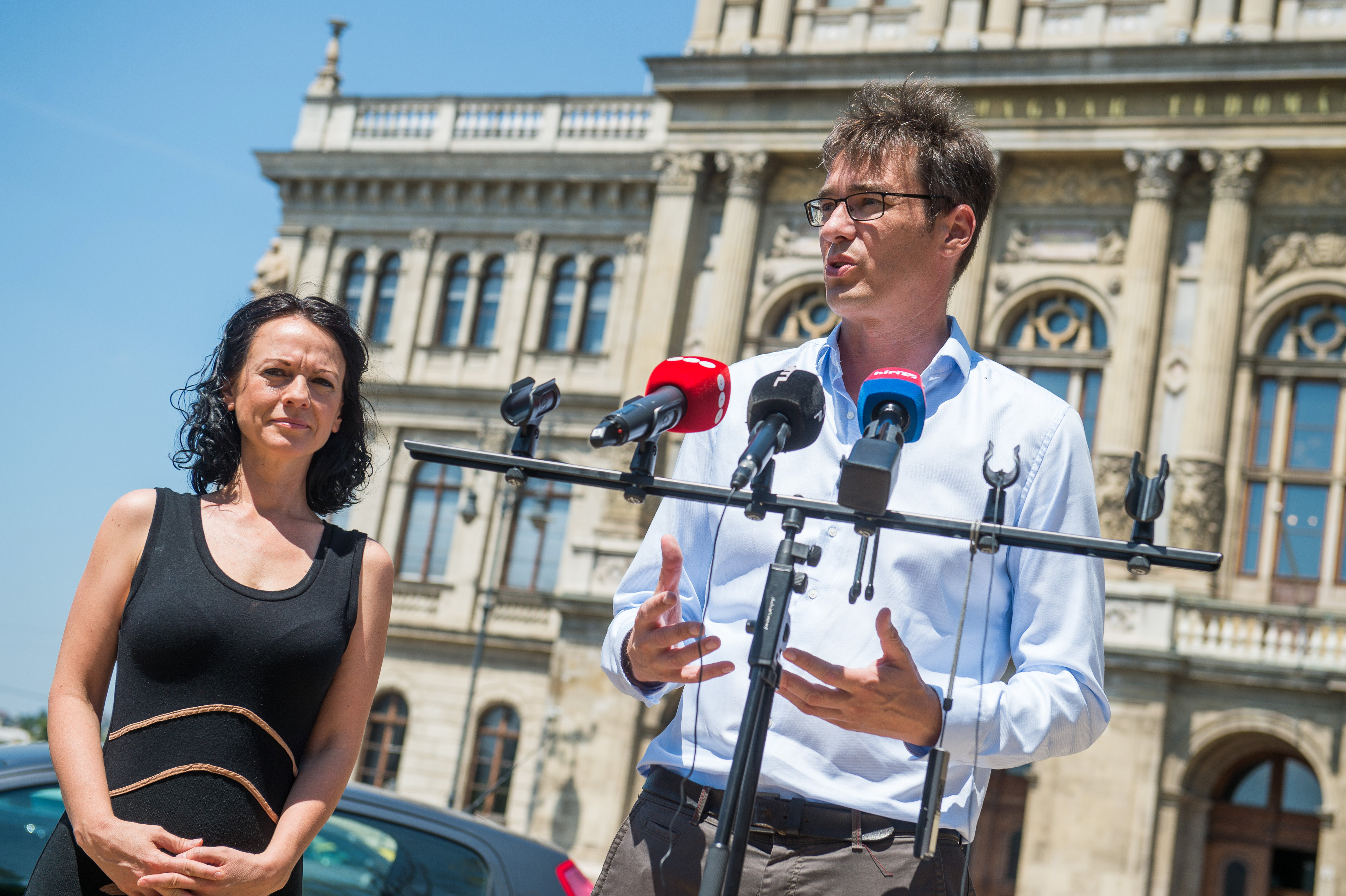 Szabó Tímea: A Párbeszéd elnökségi ülésein készültek a hangfelvételek