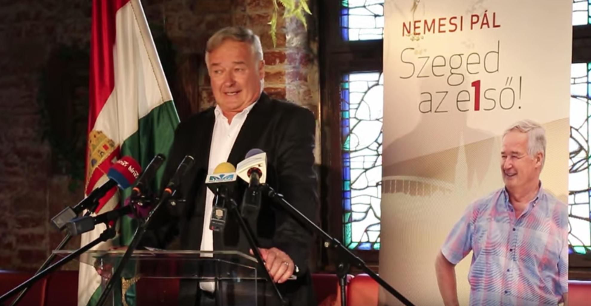 """Orbán Viktorral és Kubatov Gáborral egyeztetett indulása előtt Szeged új """"független polgármesterjelöltje"""""""