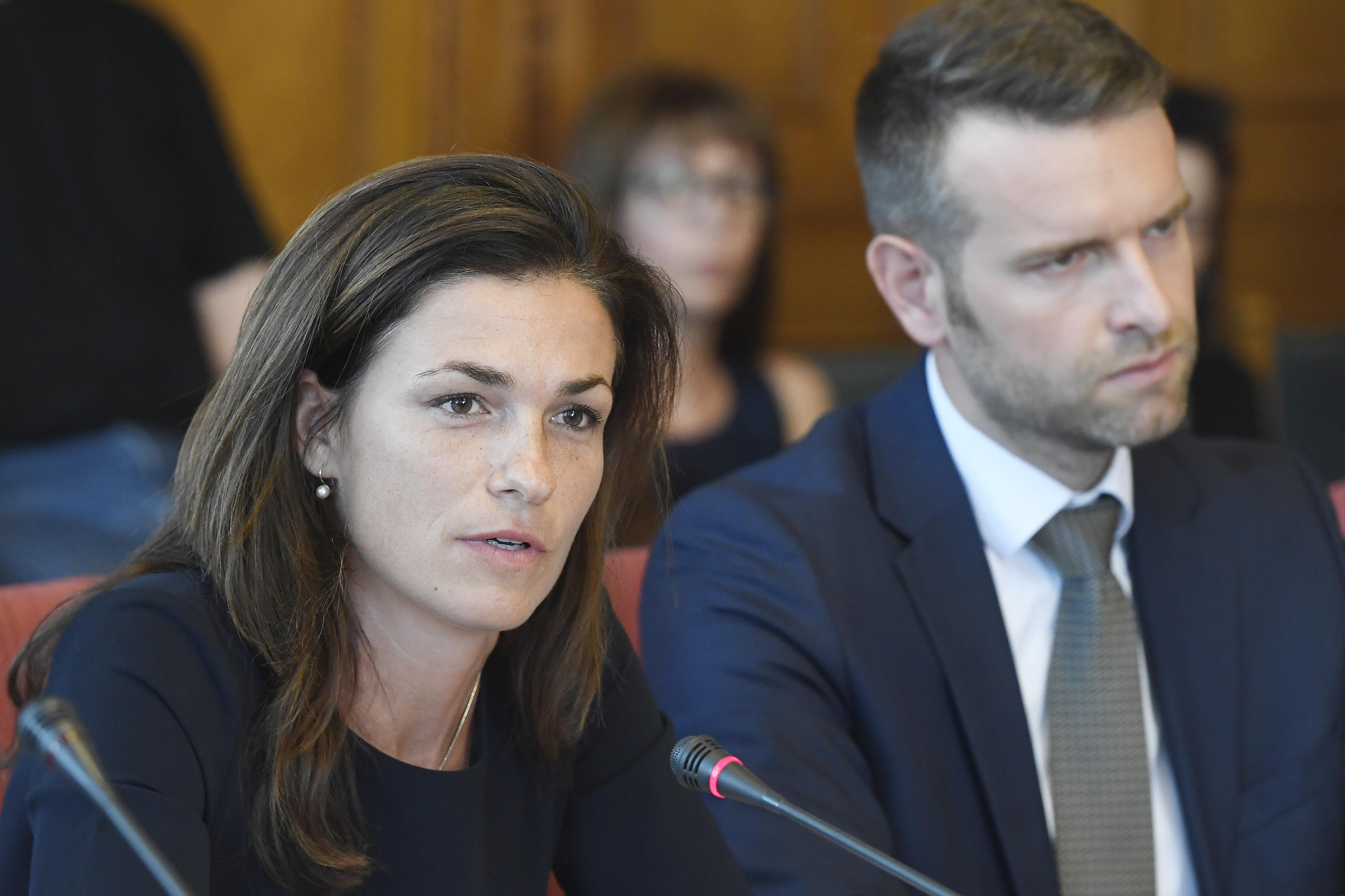 Varga Judit: Magyarország a szolidaritásban hisz