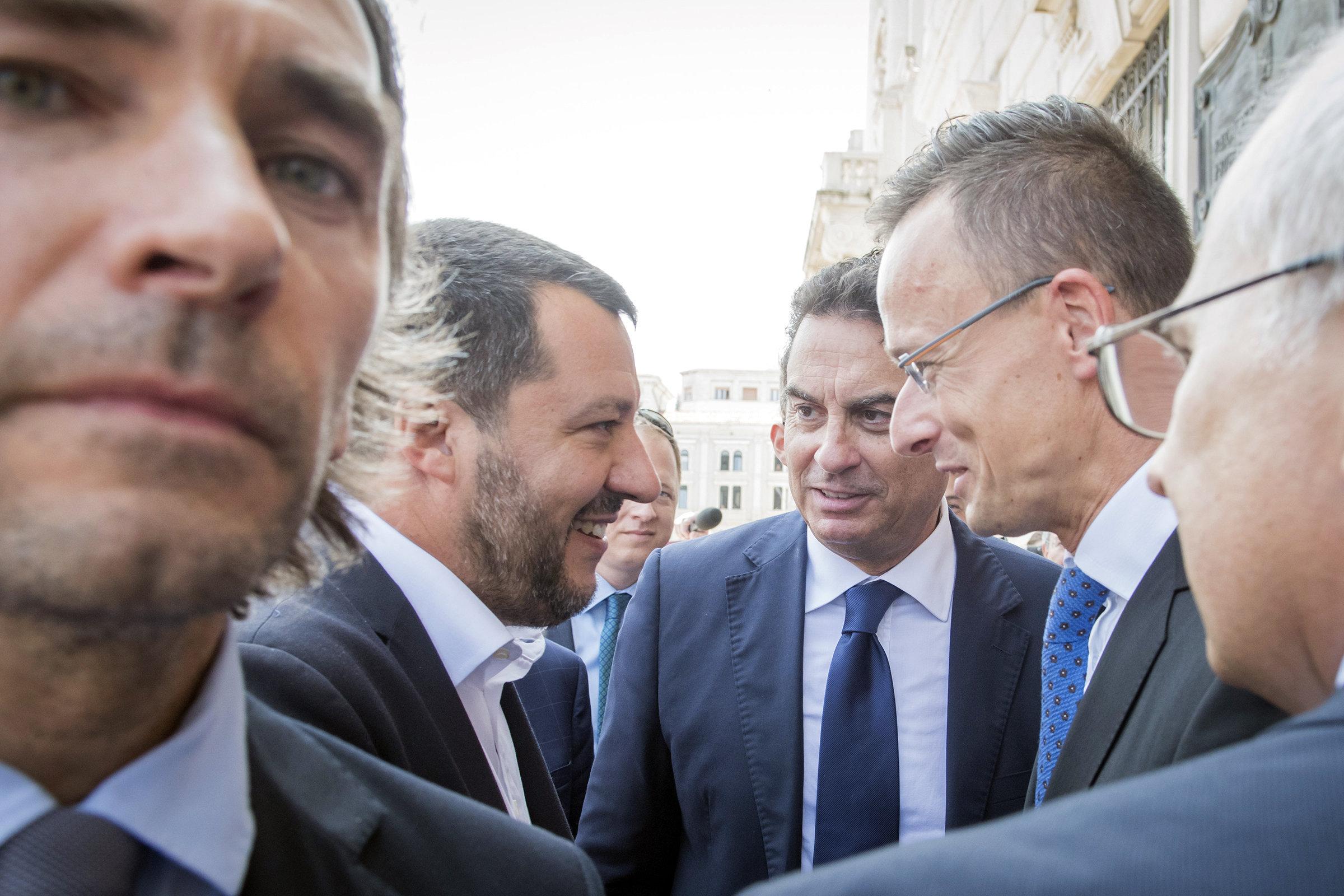 Magyarország 31 millió euróért vásárolt kikötőt Triesztben