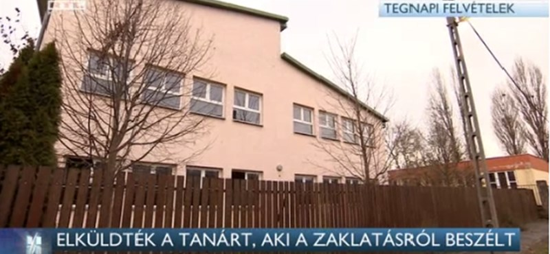 Csak felfüggesztettet kapott a diákjainak szexuális ajánlatokat tevő soroksári tanár