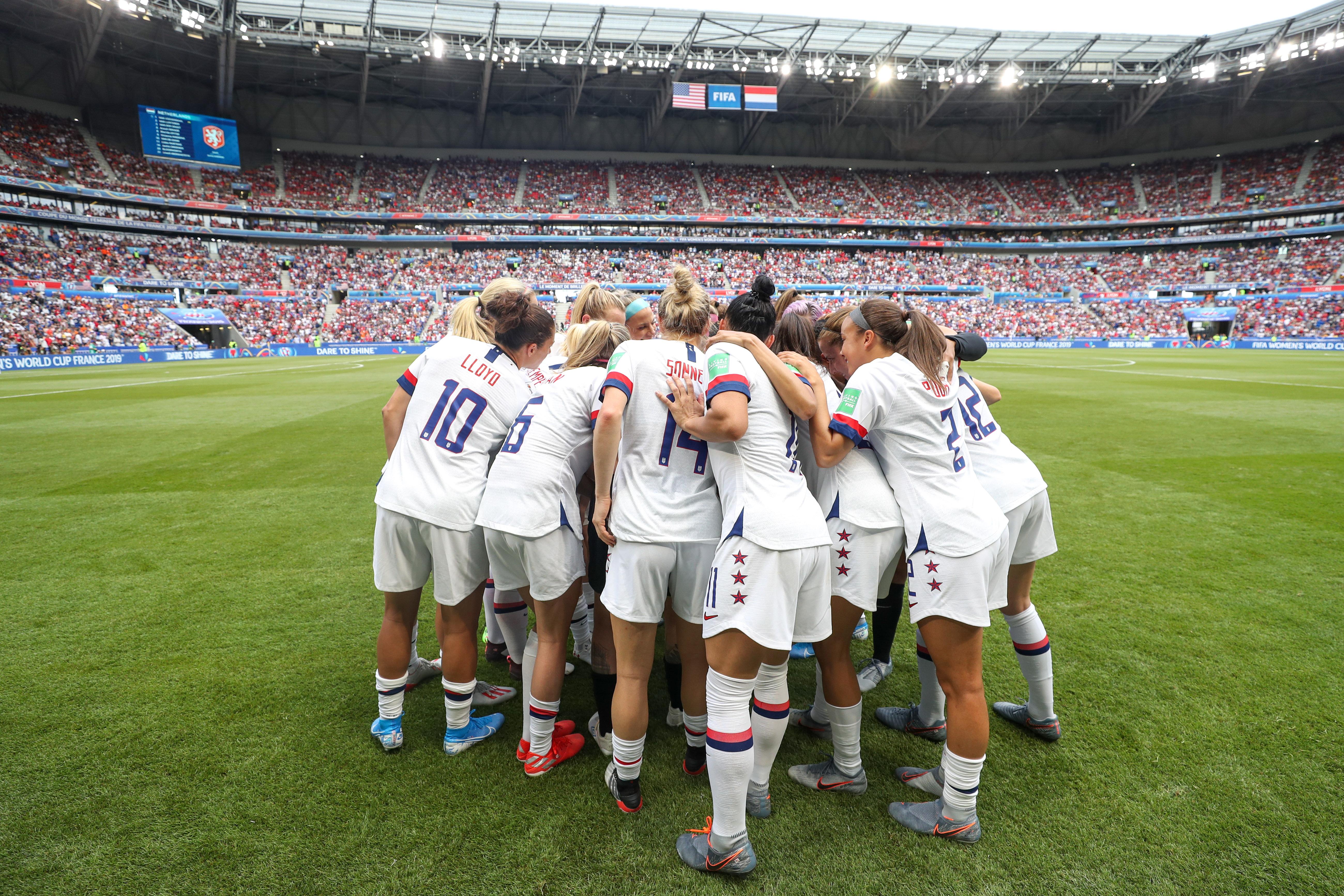 Az amerikaiak nyerték a női focivébét