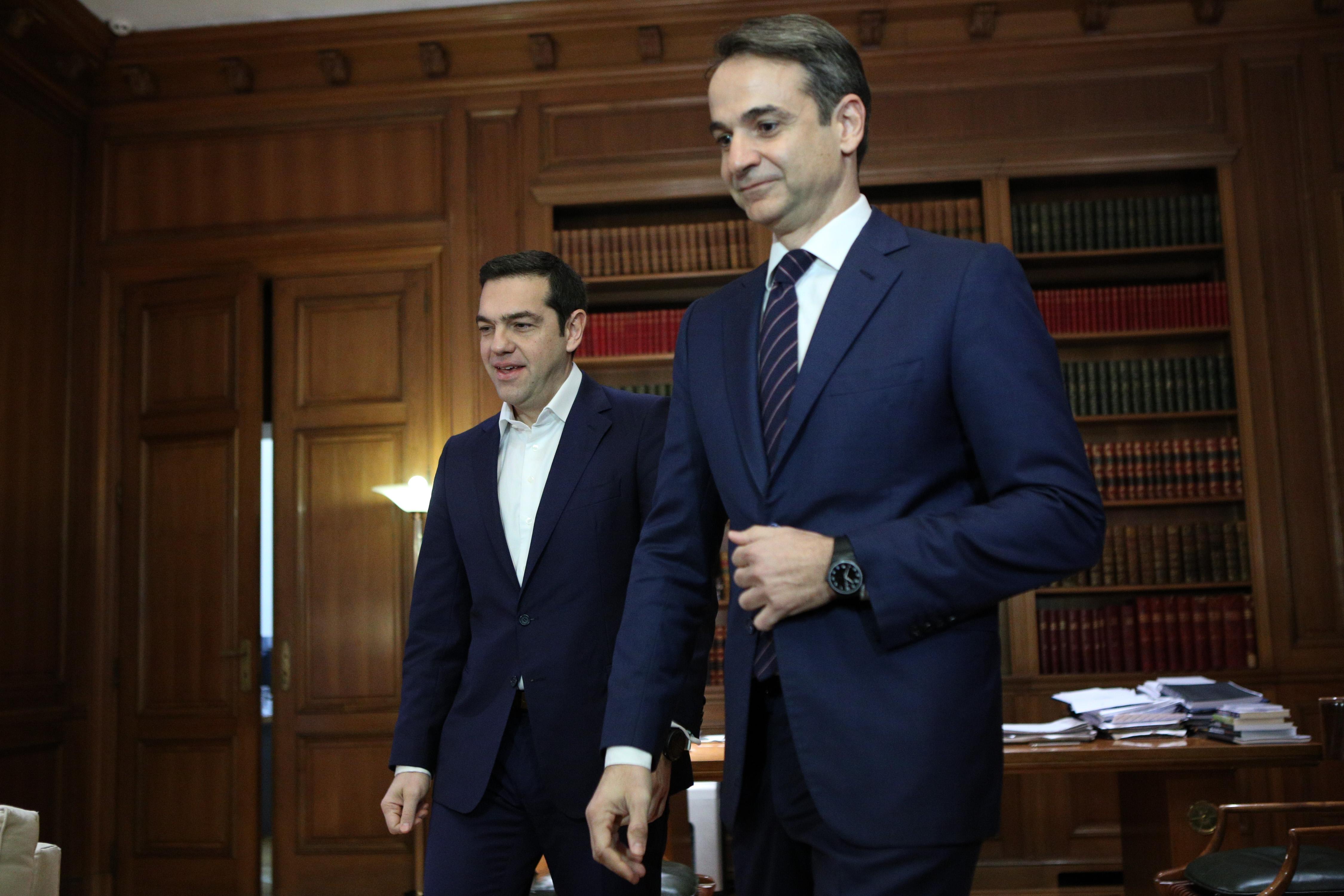 Megbukott a görög kormány, a mérsékelt jobboldal kerülhet hatalomra