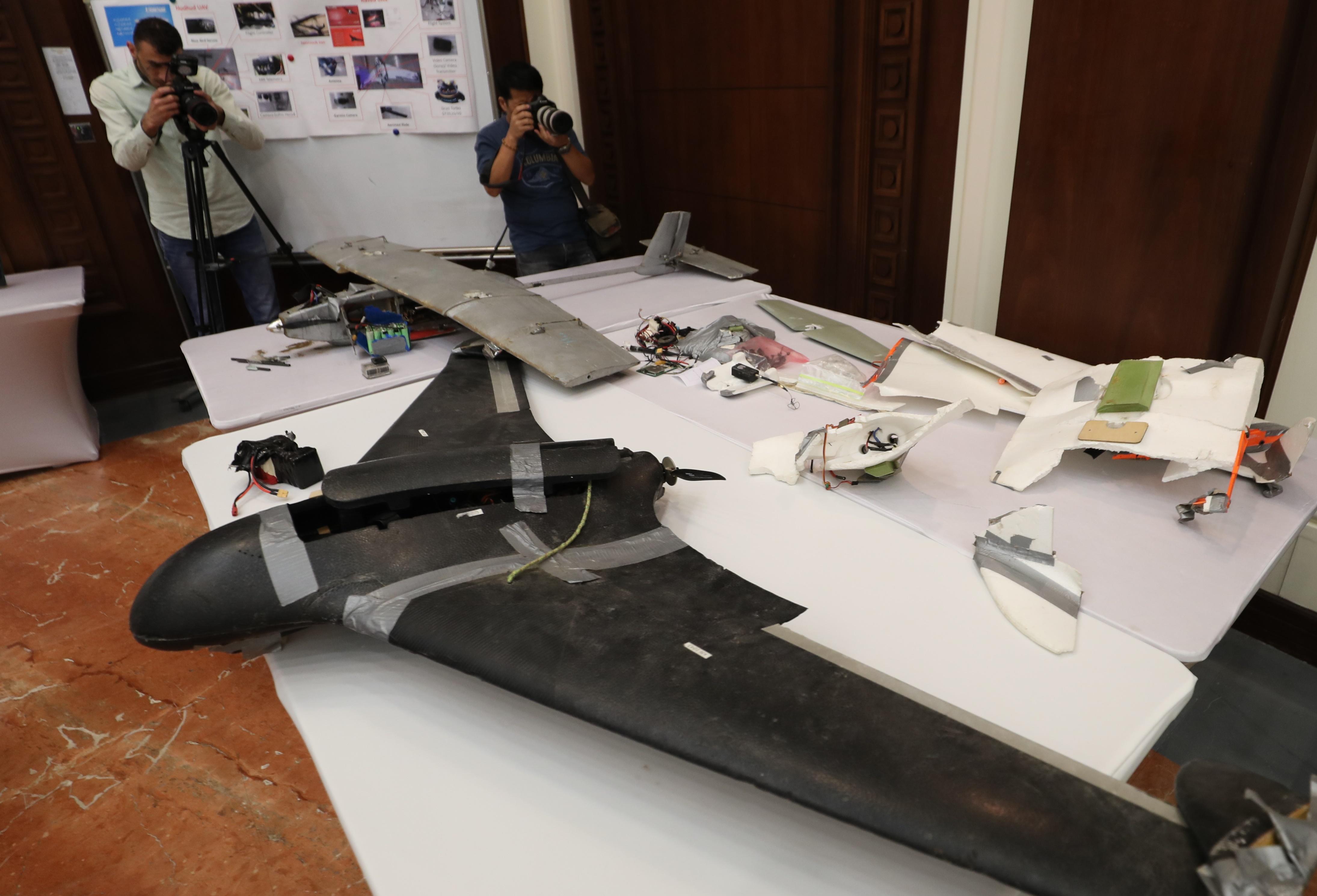 Szaúdi repteret támadtak drónnal a húszik