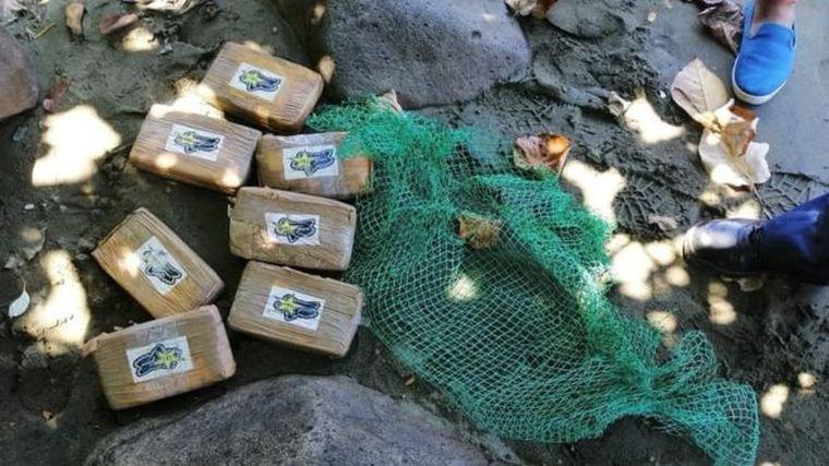 Folyamatosan hordja a kokaint a víz a Fülöp-szigetekre
