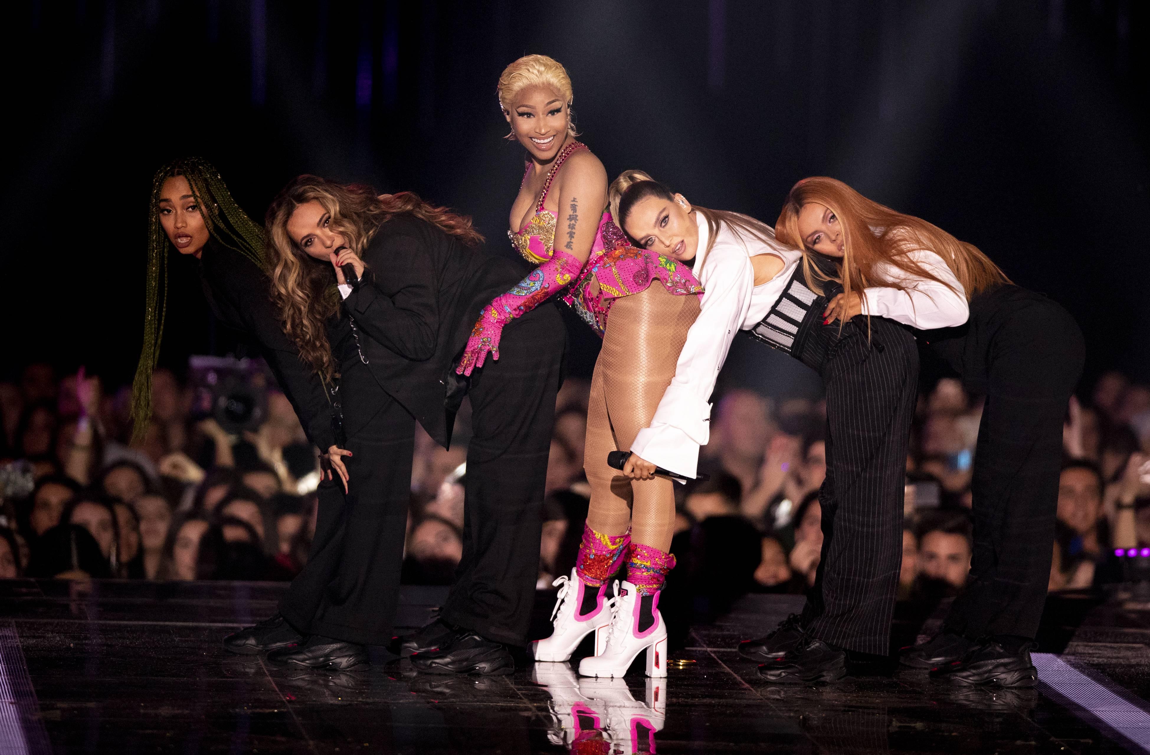 Nicki Minaj a kritikák hatására lemondta szaúdi fellépését