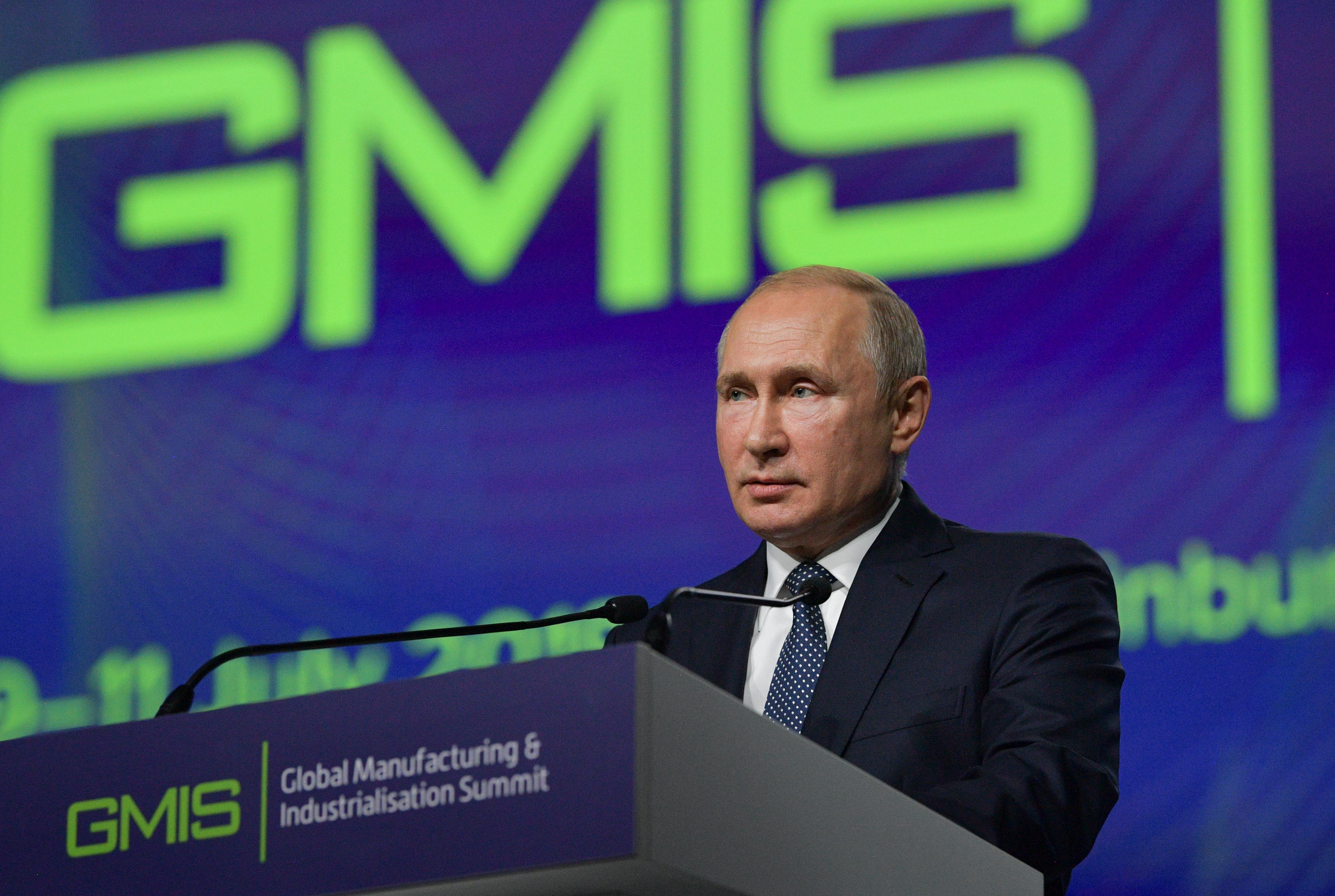 Putyin a szélerőművekről: És a kukacokkal mi lesz?