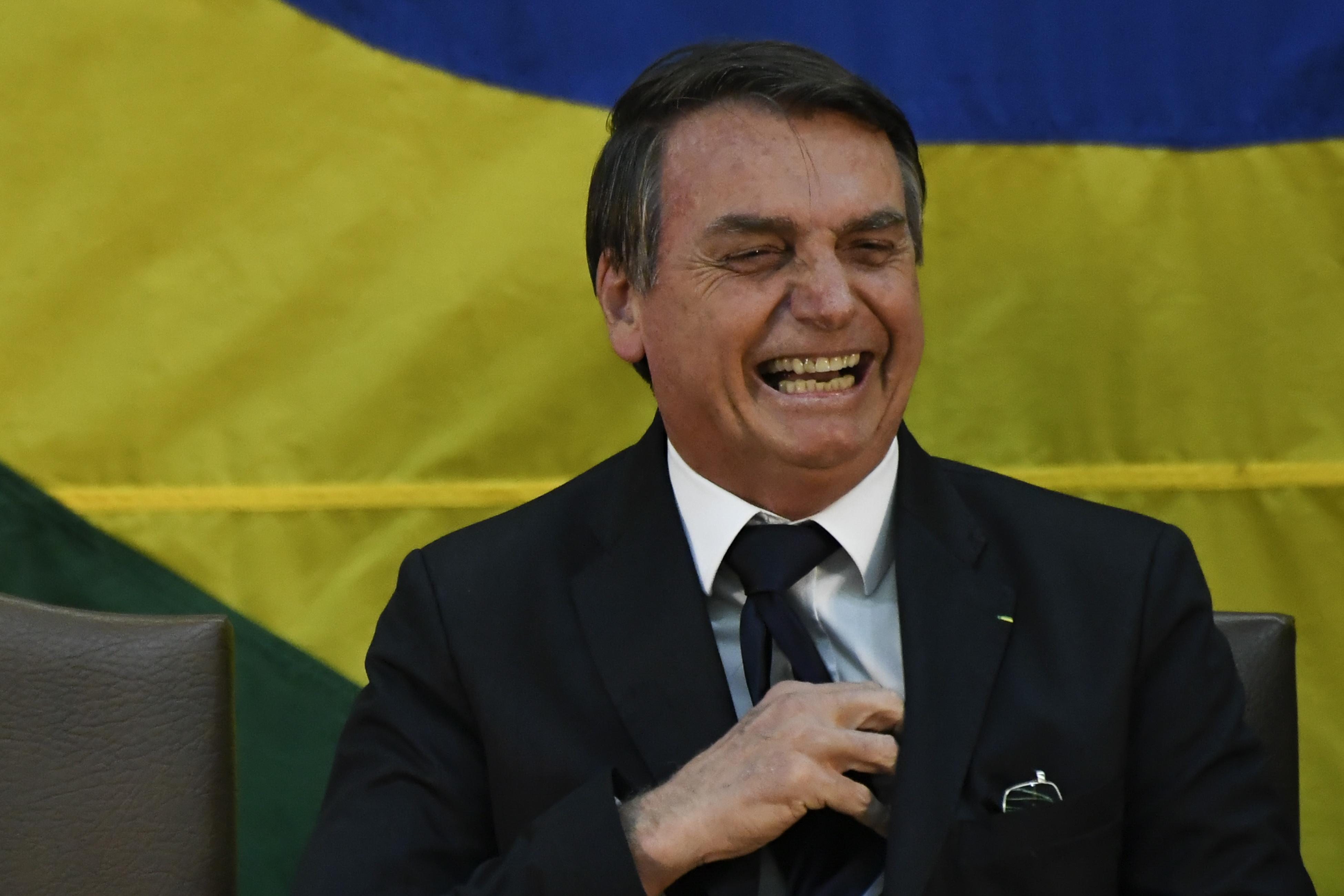 Bolsonaro: Brazíliának nem kell az amazonasi őserdő fenntartására szánt német támogatás
