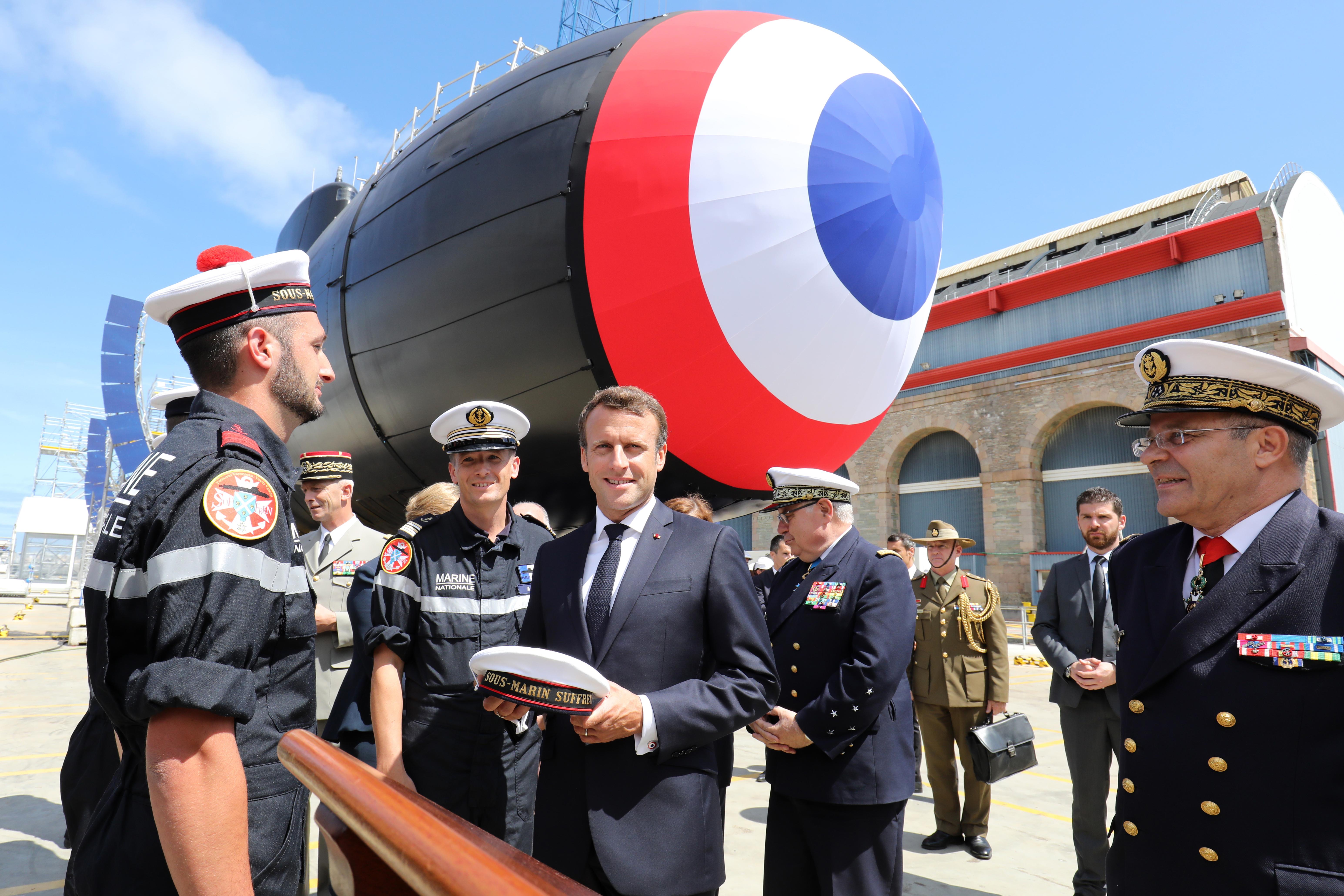 Macron űrparancsnokságot hoz létre a francia légierőn belül