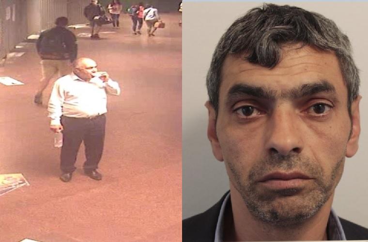 Román álrendőrök fosztottak ki egy külföldi férfit a népligeti aluljáróban