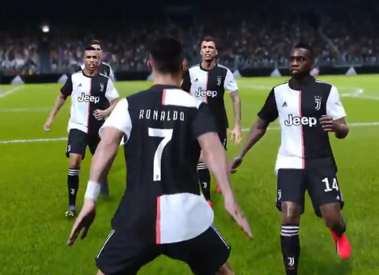 Nem lehet Juventusnak hívni az olasz bajnokot a FIFA 20 játékban, így valami egészen más lesz a neve