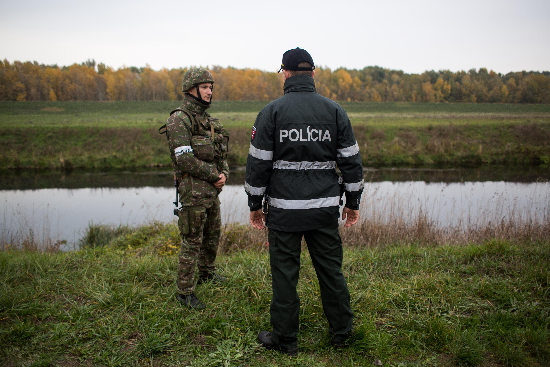 Eltévesztették a házszámot a szlovák kommandósok