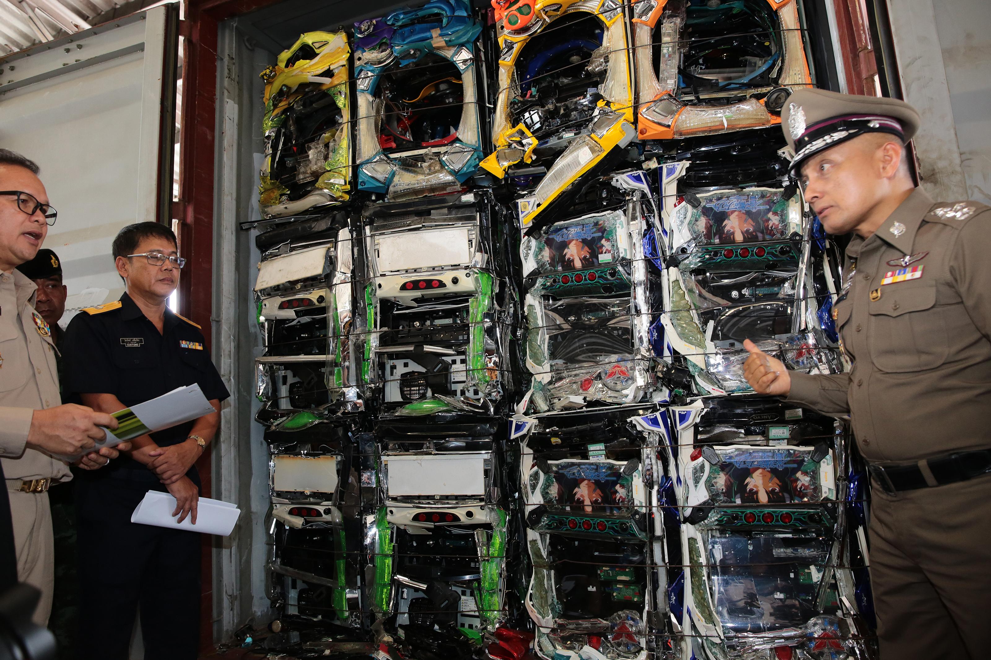 A Nyugat leselejtezett elektronikai termékekkel mérgezi Thaiföldet