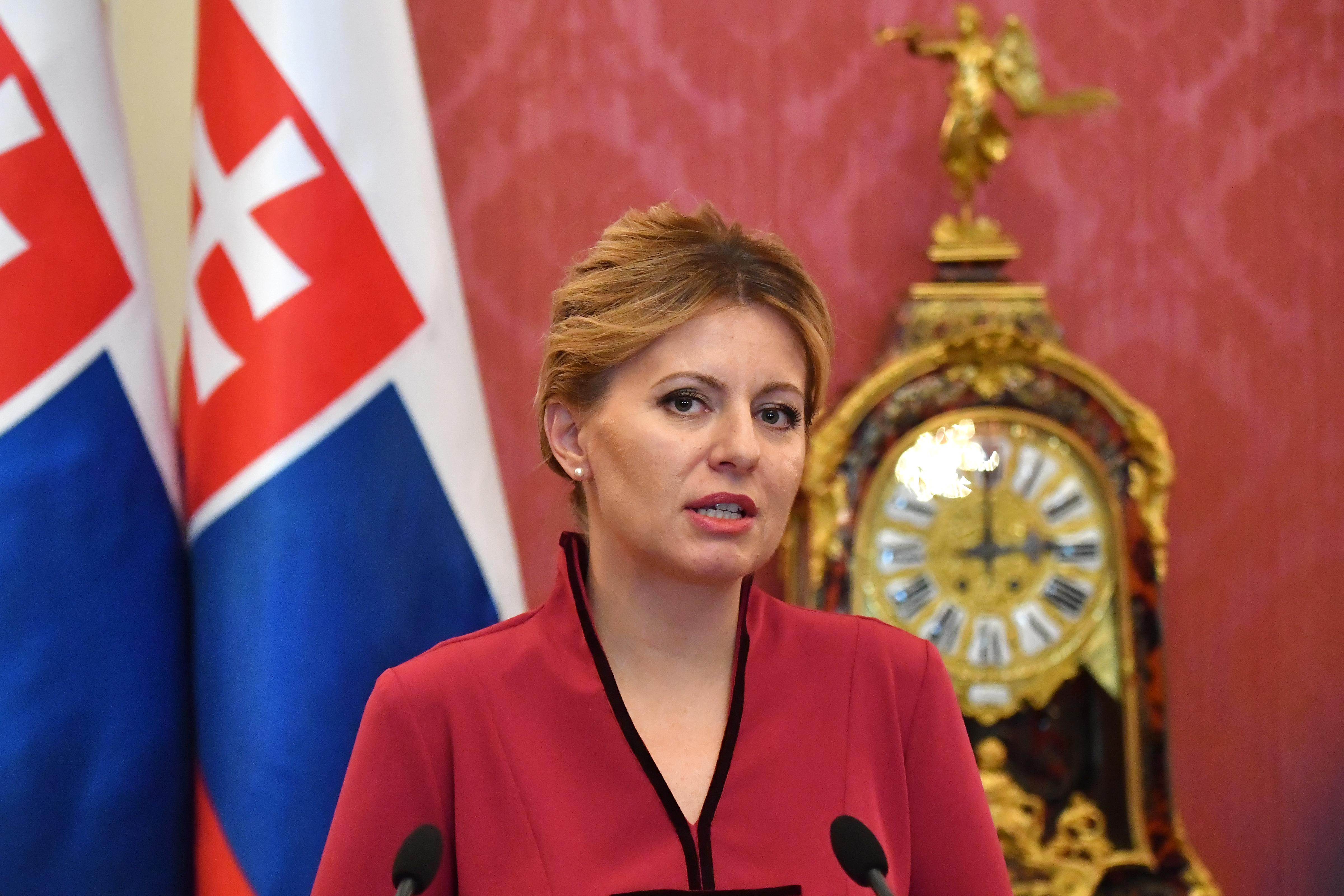 Čaputová: Magyarországon is rákérdeztem az igazságszolgáltatás helyzetére