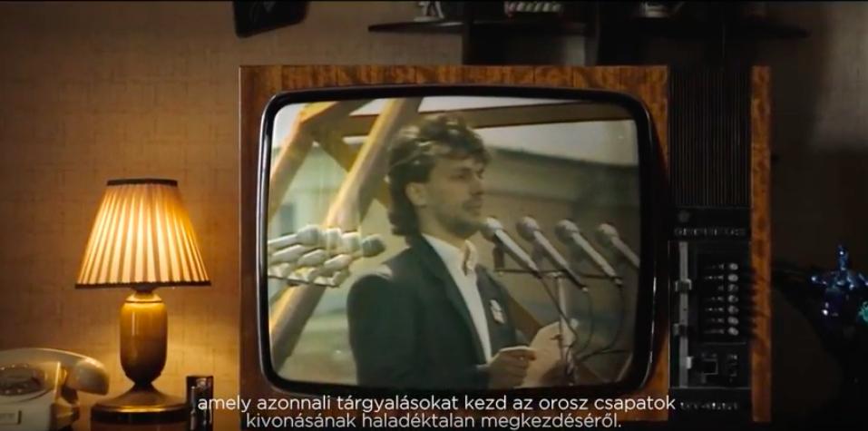 Schmidt Máriáék nem fizették ki az Orbánt heroizáló rendszerváltásos videót