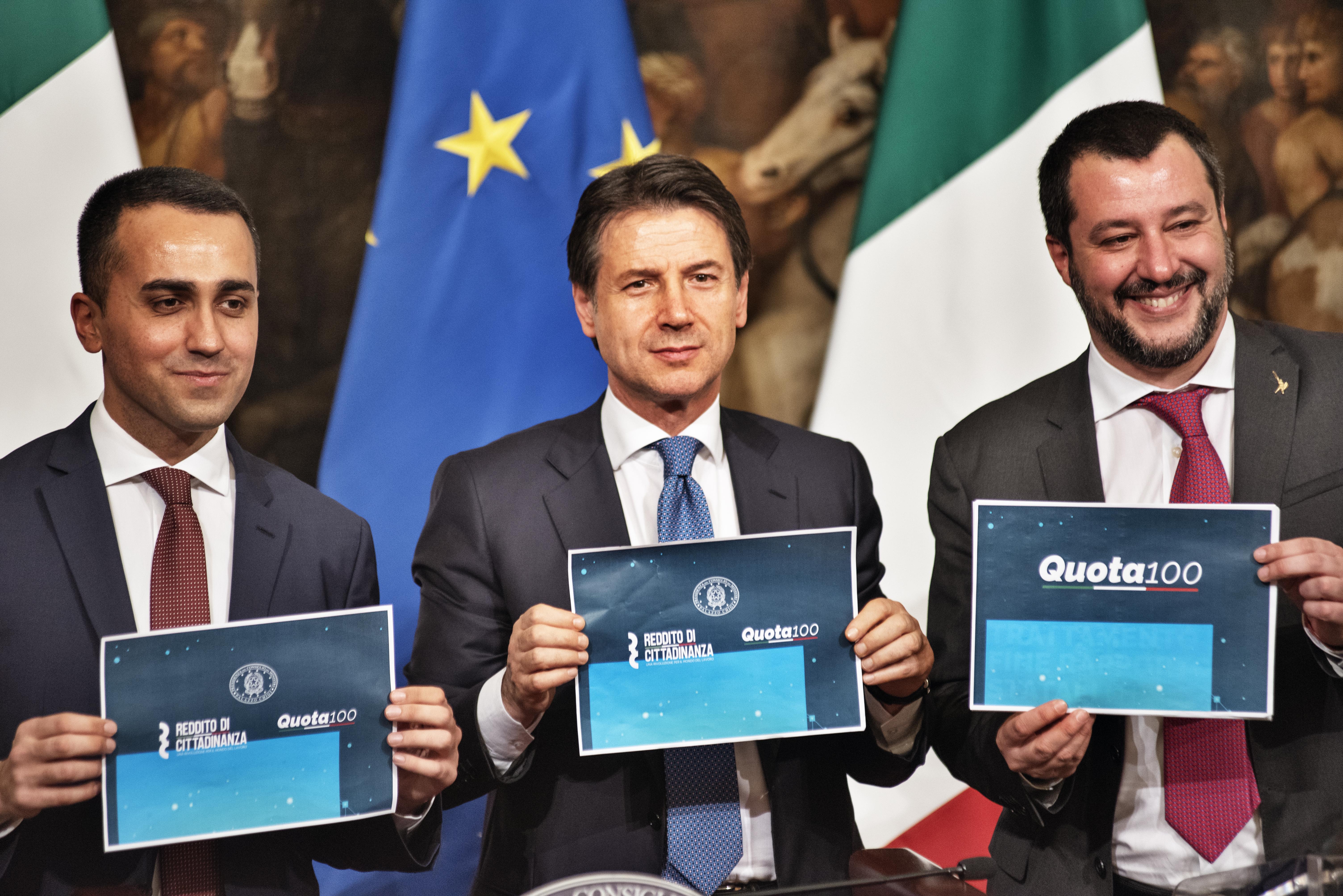 Egyre súlyosabb a kormányválság Olaszországban
