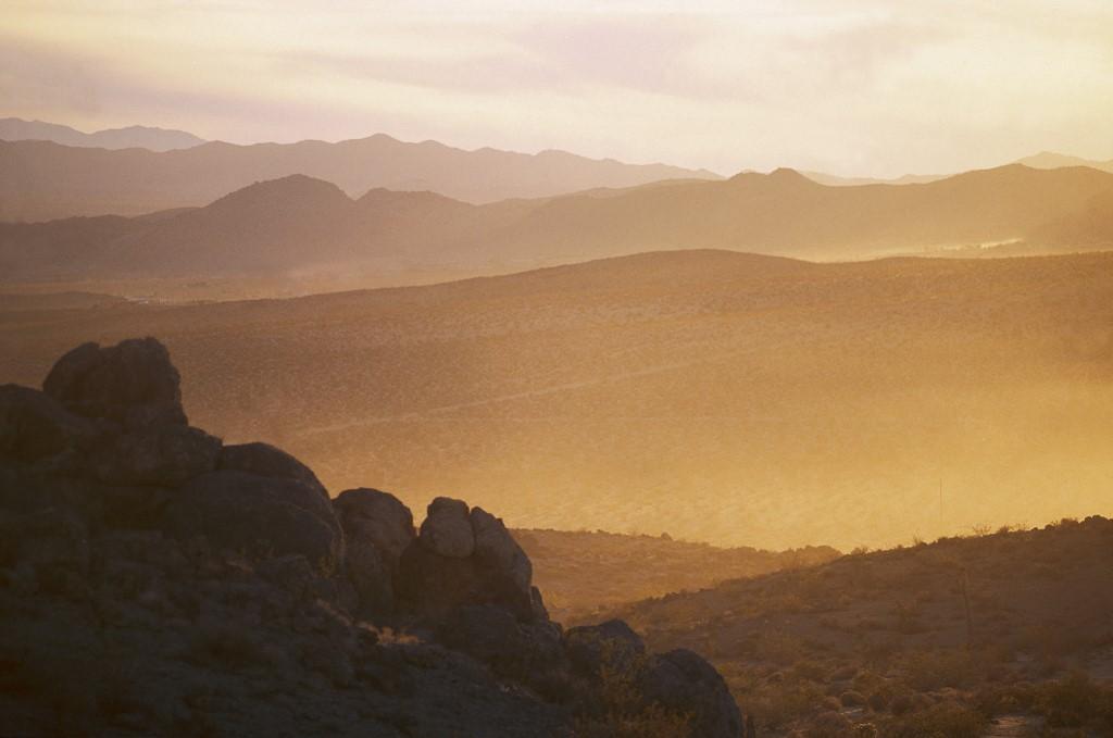 Kazahsztánból érkezett porfelhő miatt rossz a levegő az országban