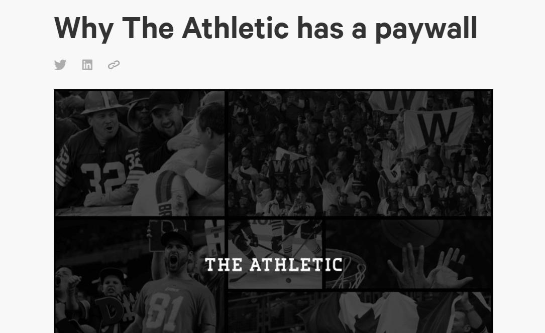 Egy fizetős amerikai sportújság épp most alakítja át a legendás brit fociújságírást, és az online sajtót általában
