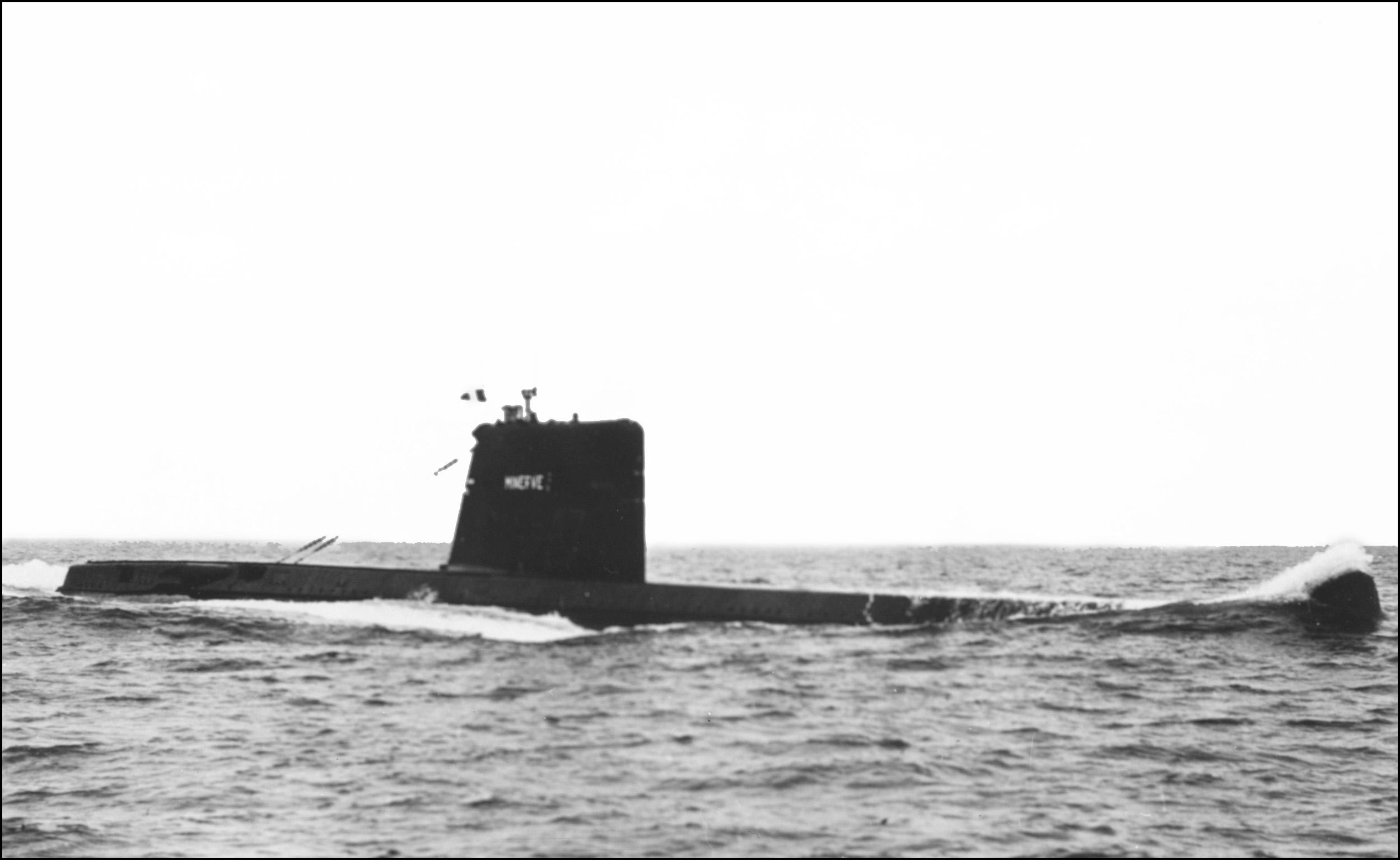 Százéves amerikai tengeralattjáró roncsaira bukkantak Maryland partjainál
