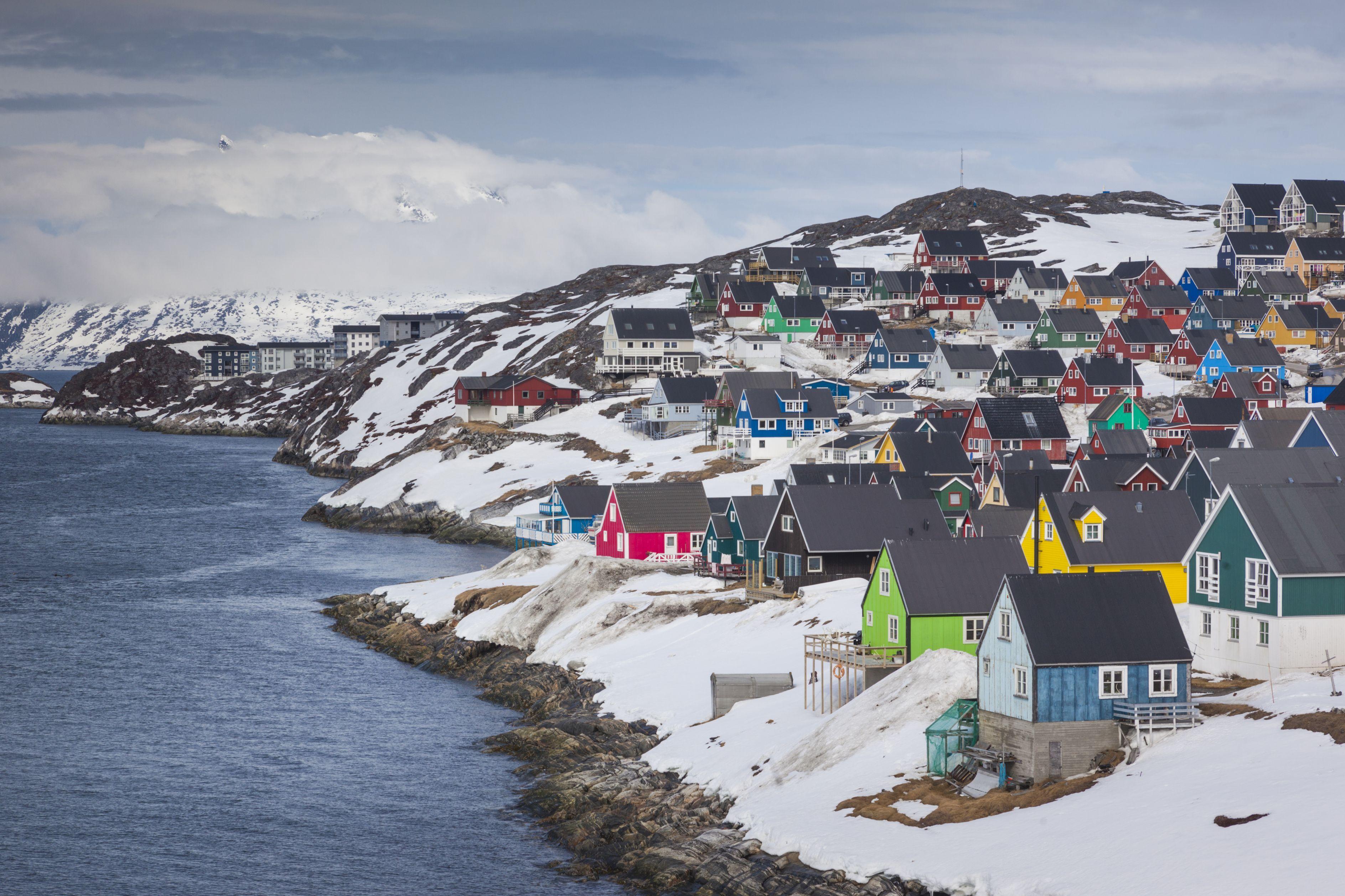 Trump amerikai konzulátust nyitna Grönlandon