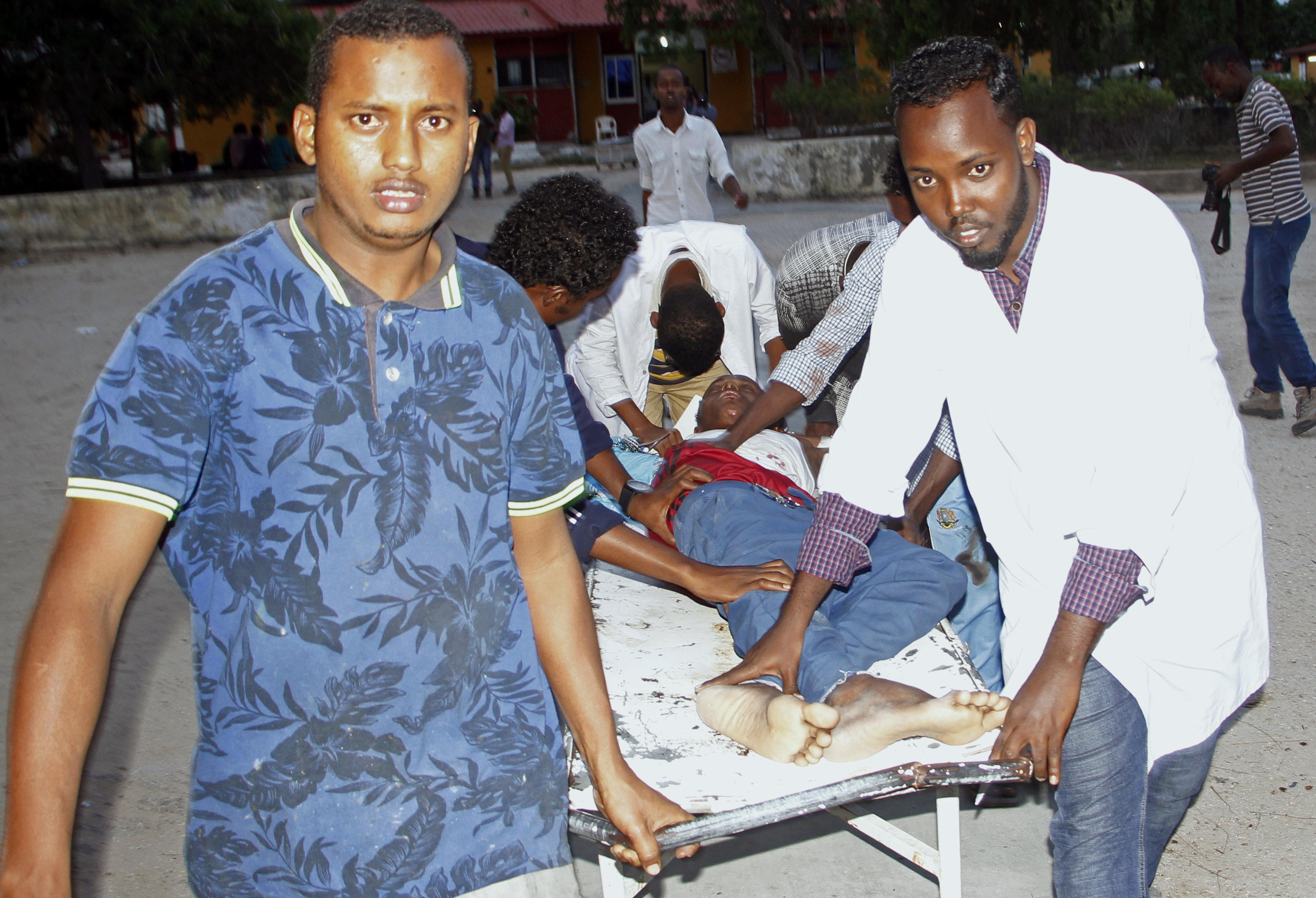 Újabb öngyilkos merényletet követtek el Szomália fővárosában