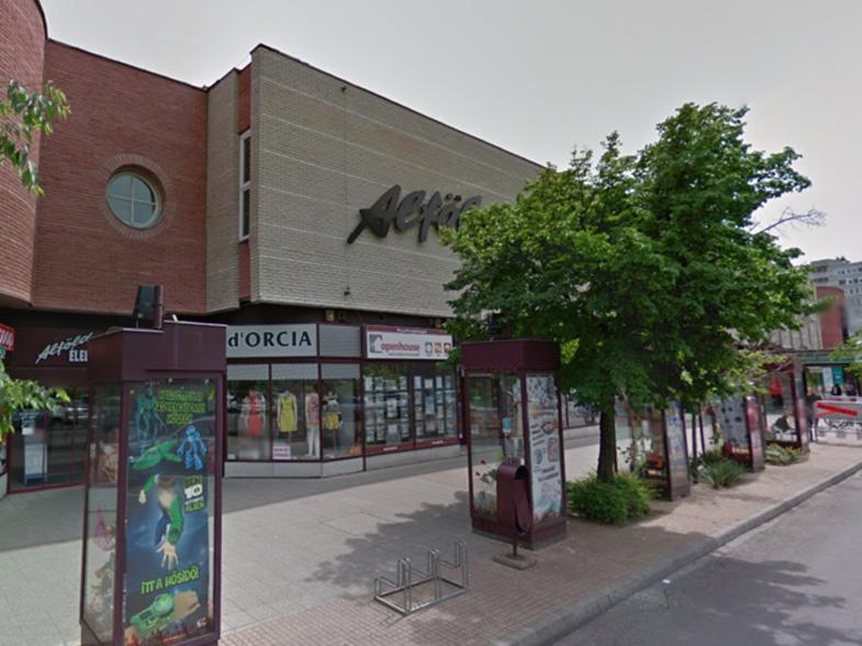 Egy vadász próbálhatta megölni volt élettársát Kecskeméten az áruházban