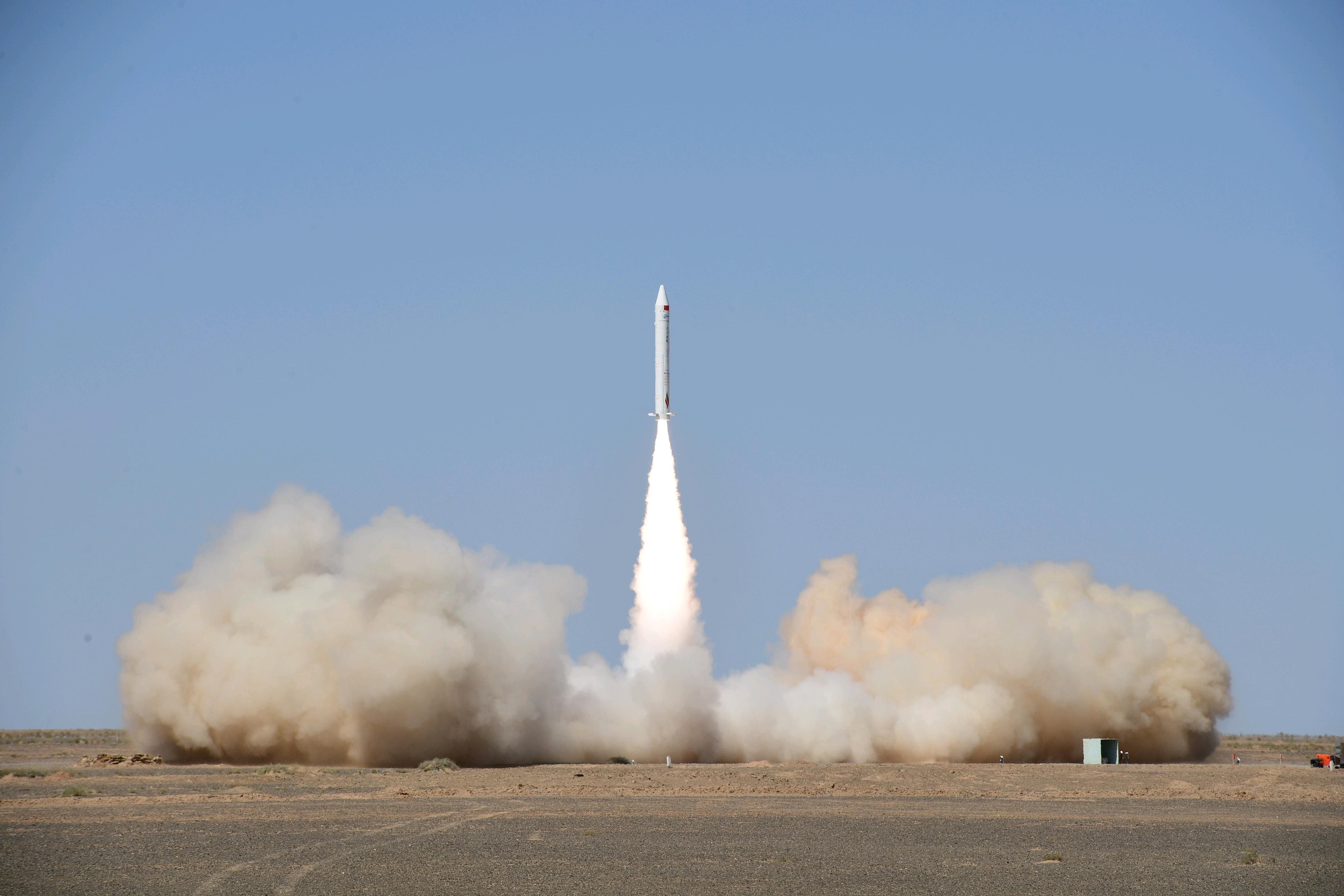 Először lőtt rakétát az űrbe egy kínai magáncég