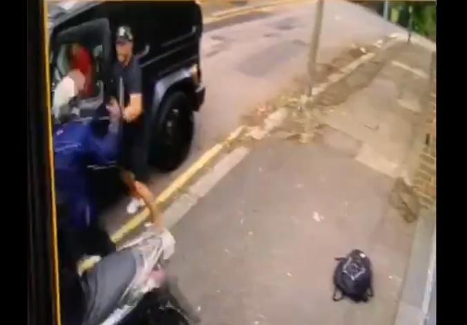 Késsel támadtak Londonban az autójukban ülő Özilre és Kolasinacra
