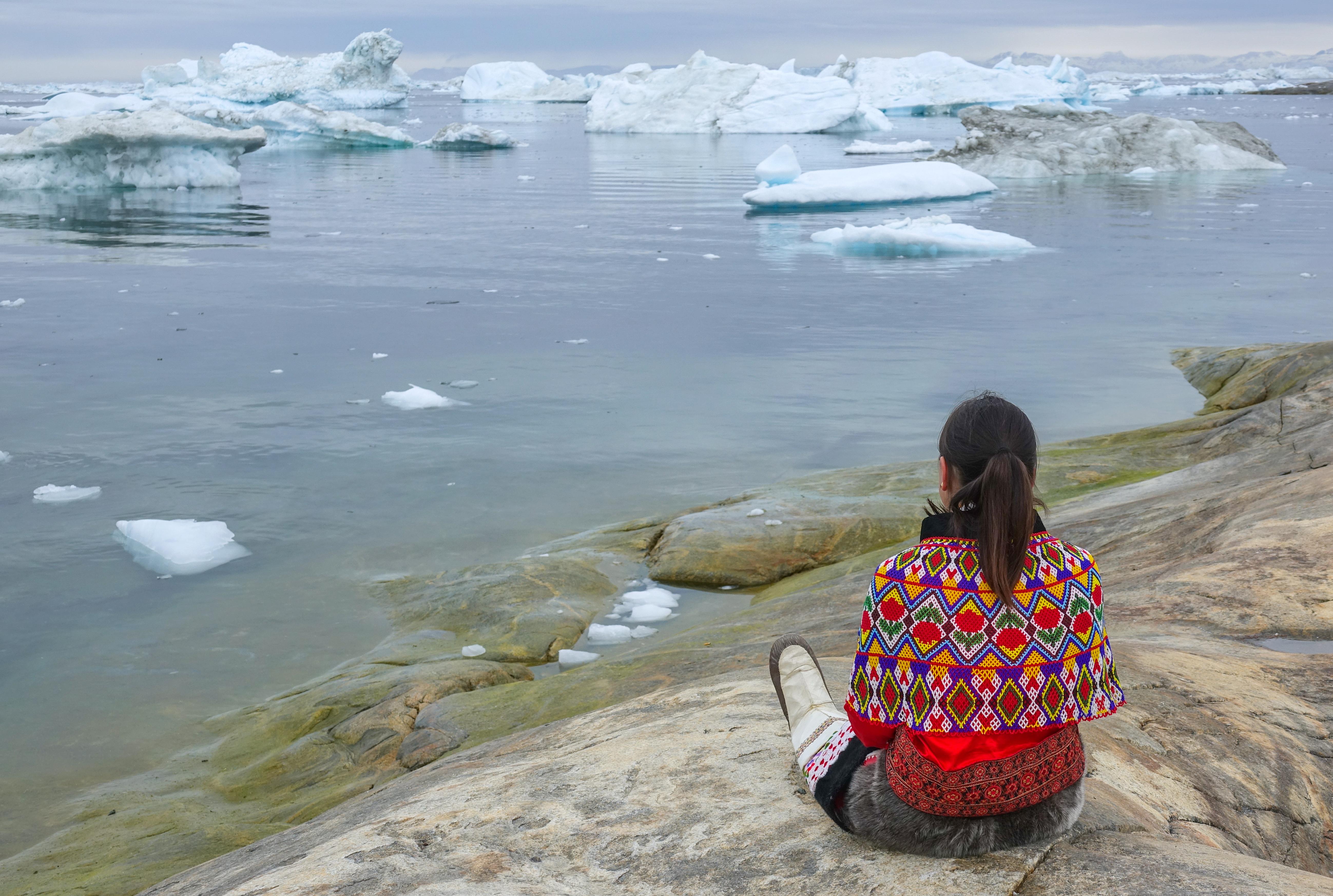 Grönland jégmezői felé tart az Európán végigsöprő hőhullám